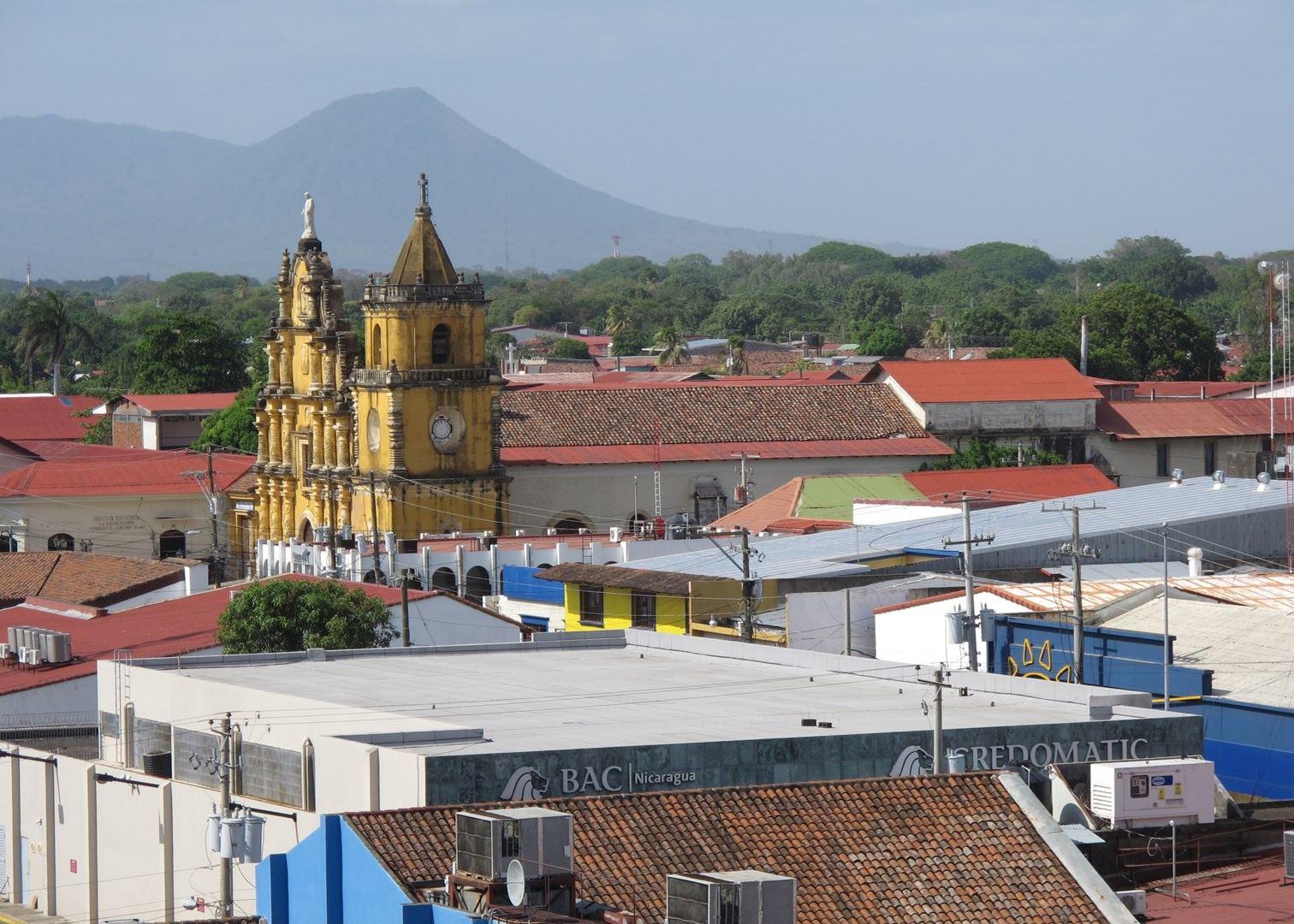 leon city nicaragua choice image