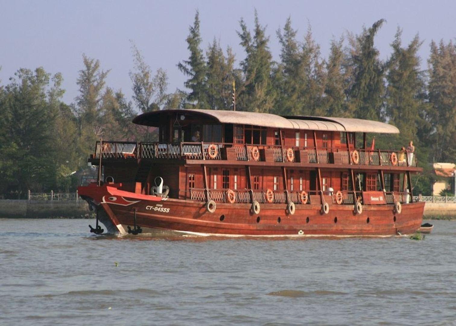 Bassac | Vietnam Cruises | Audley Travel