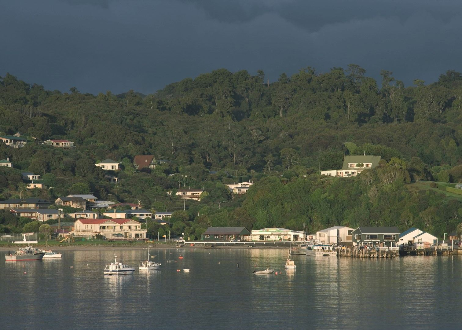 Visit Stewart Amp Ulva Islands New Zealand Audley Travel