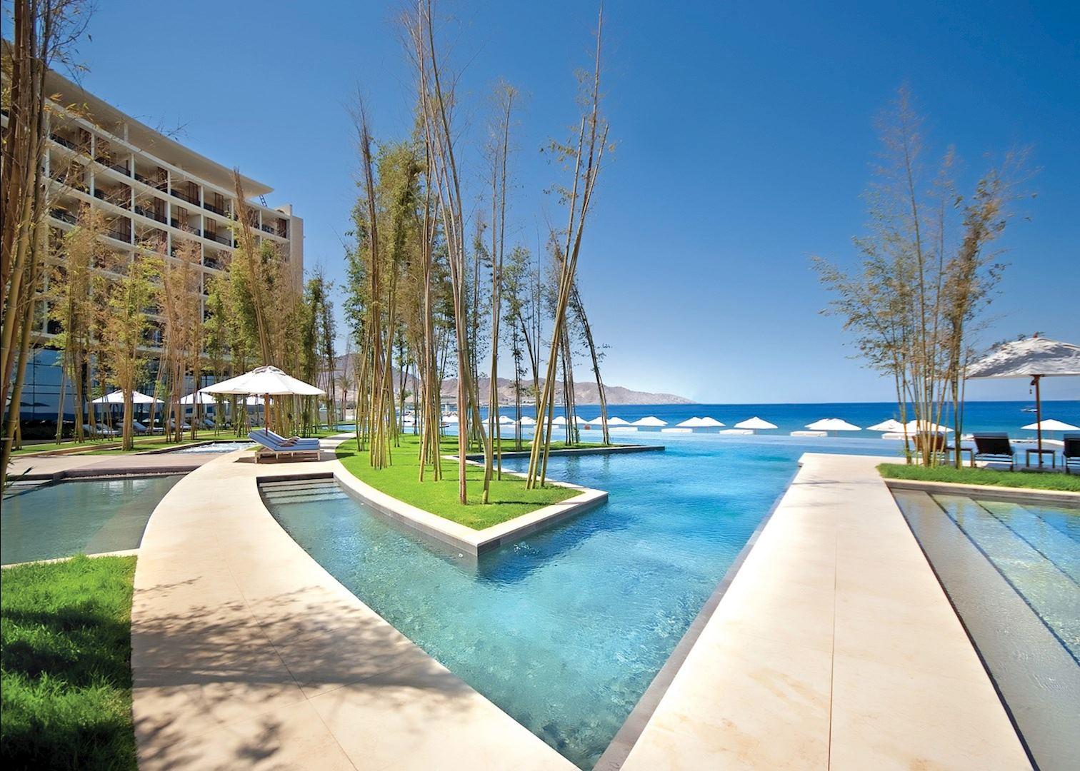 Beach Hotels In Aqaba
