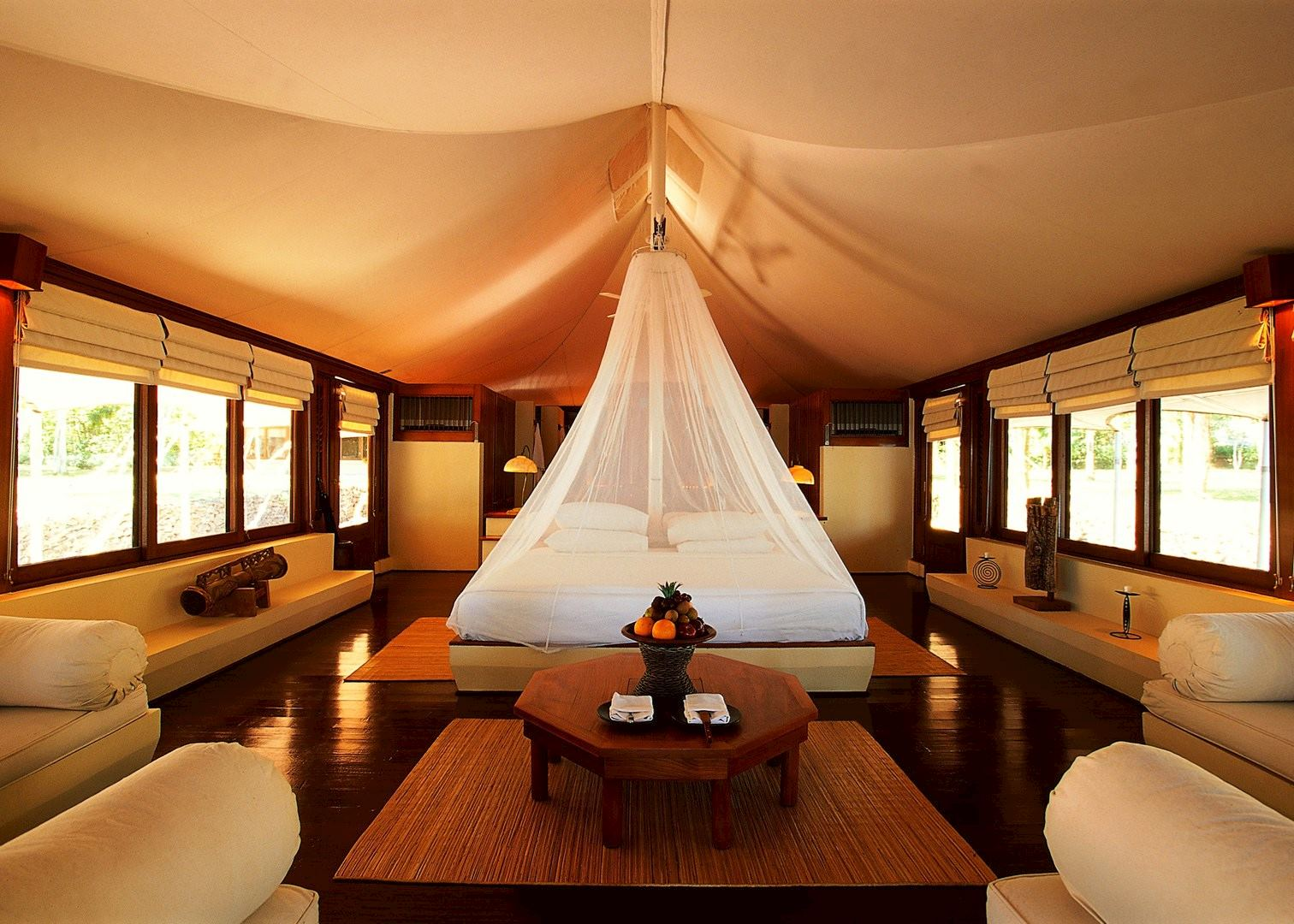 Amanwana Hotels In Moyo Island Audley Travel