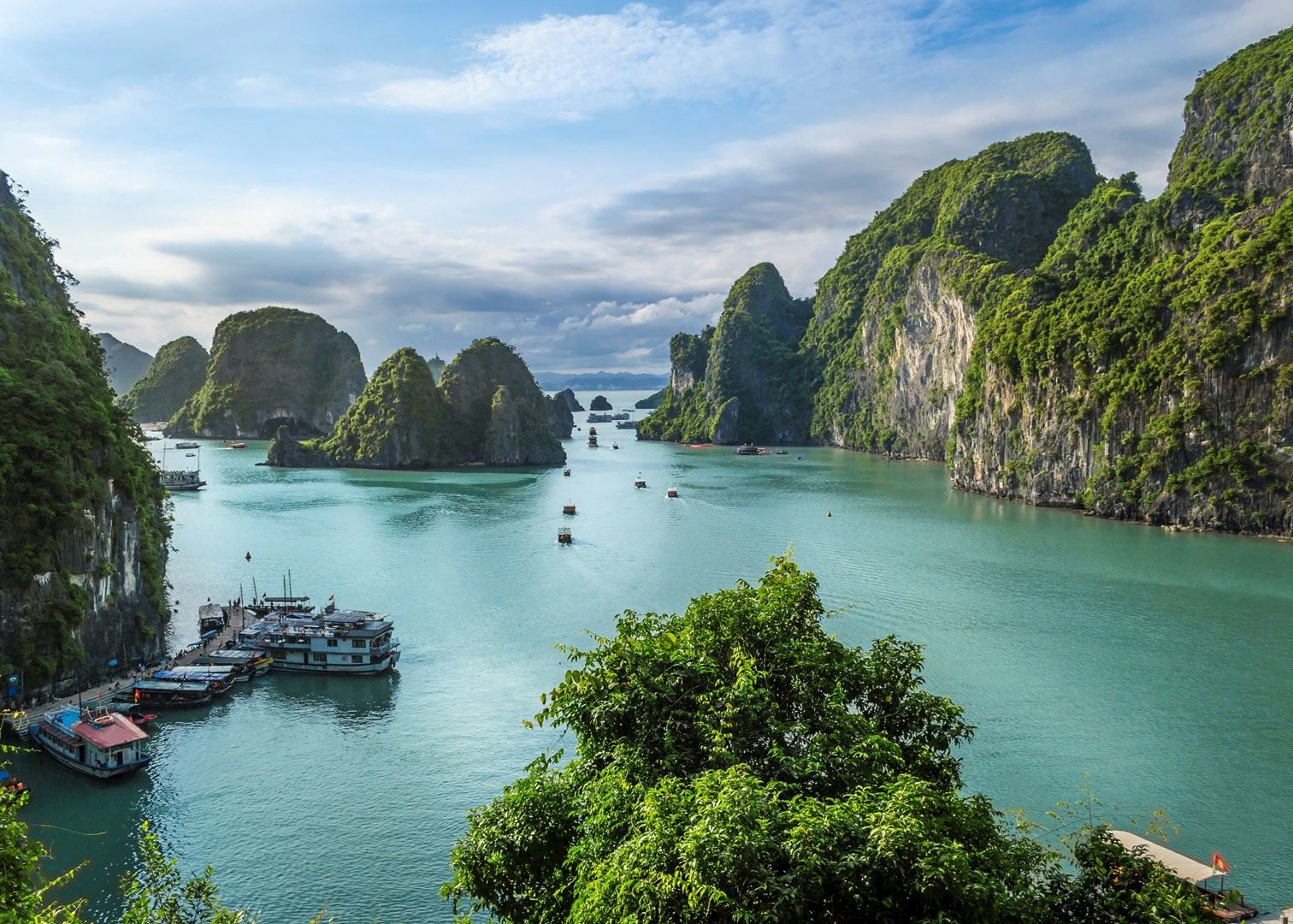 ha long bay Are you interested in the sailing schedule of the ha long bay ship the ha long bay's port of calls and sailing schedule for the past months are listed below as.