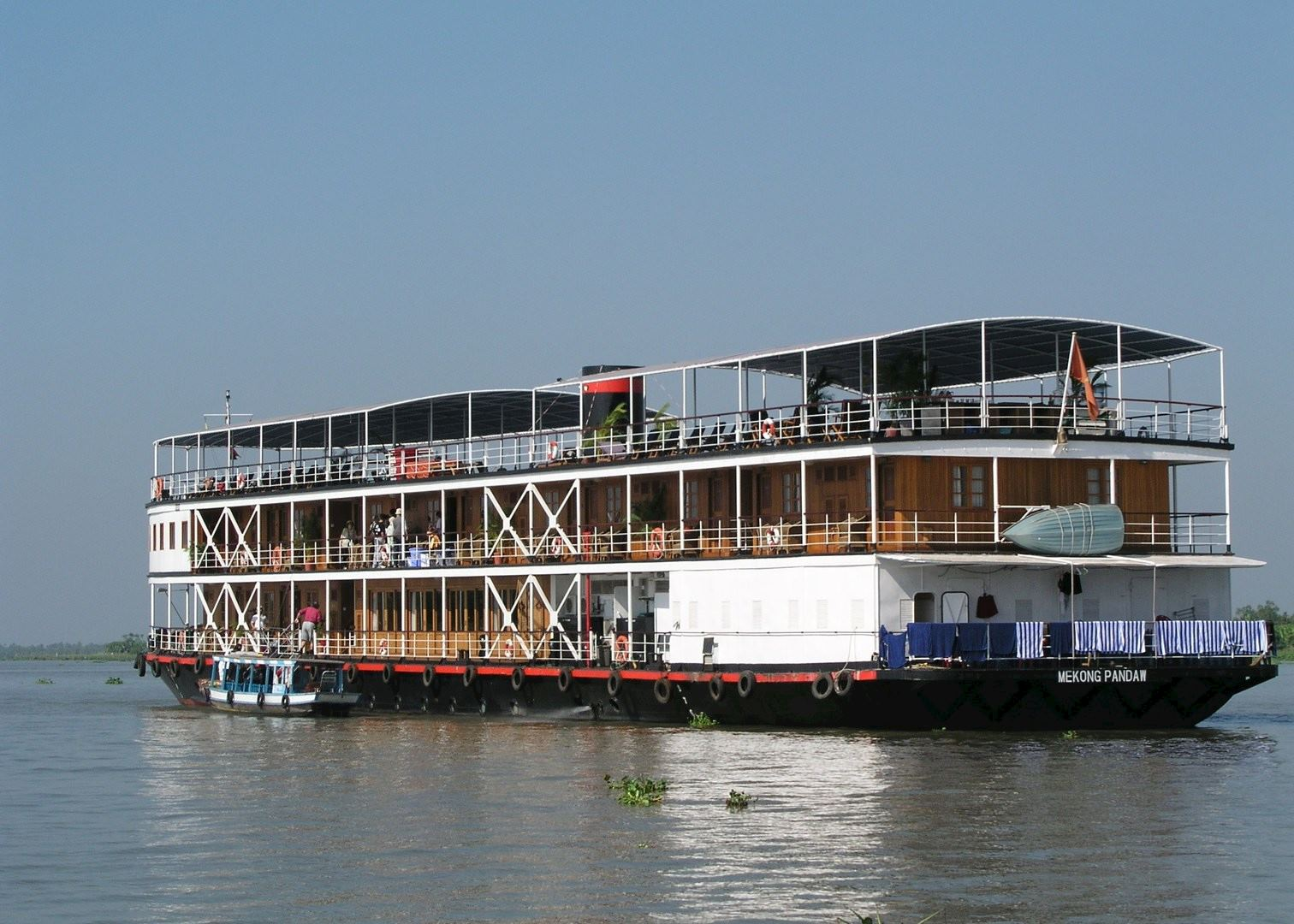 Pandaw River Expeditions | Hotels in Saigon | Audley Travel