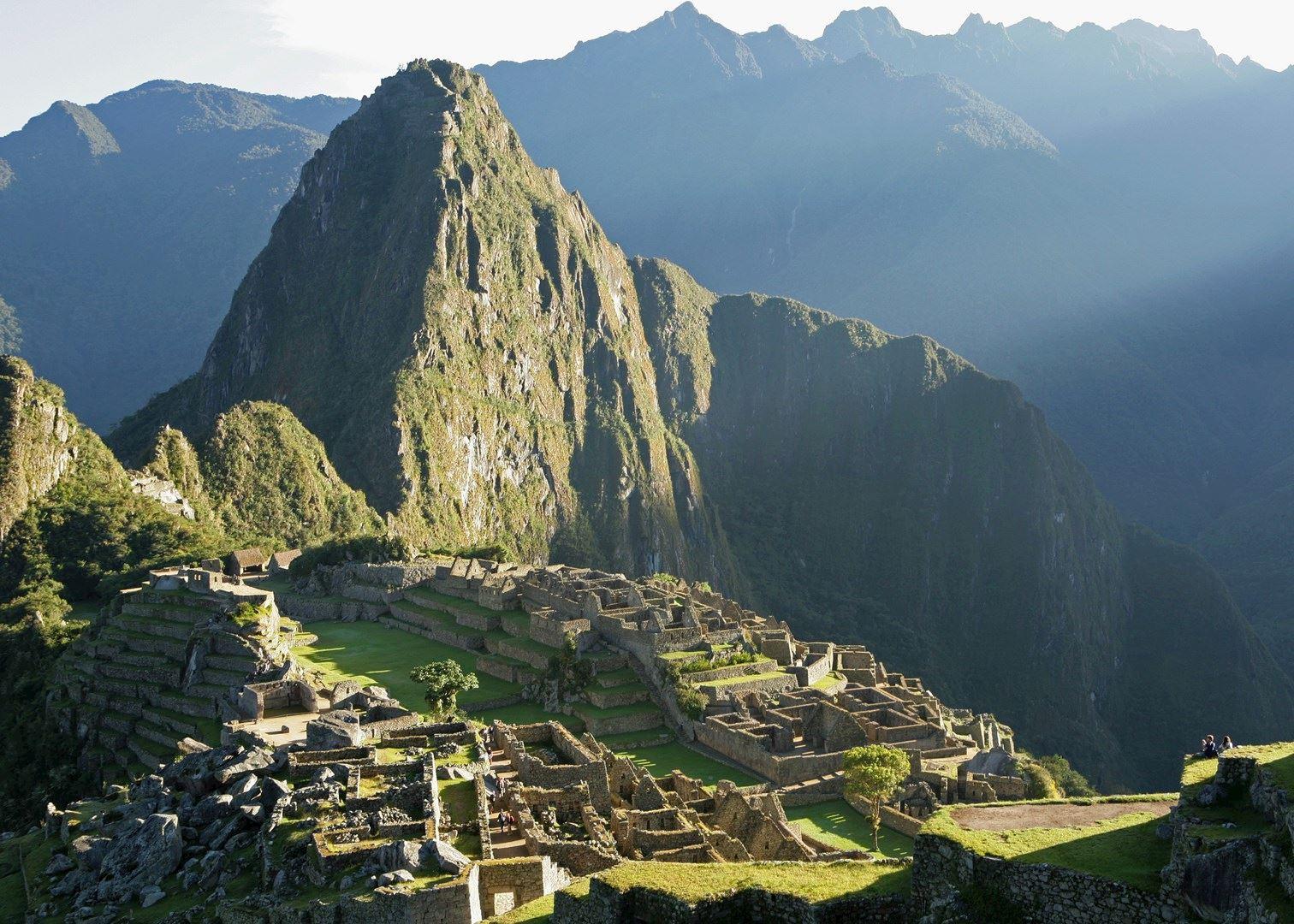 exploring machu picchu Machu picchu (/ ˈ m ɑː tʃ uː ˈ p iː k  he traveled through peru and was invited to explore the inca ruins at choqquequirau in the apurímac valley.