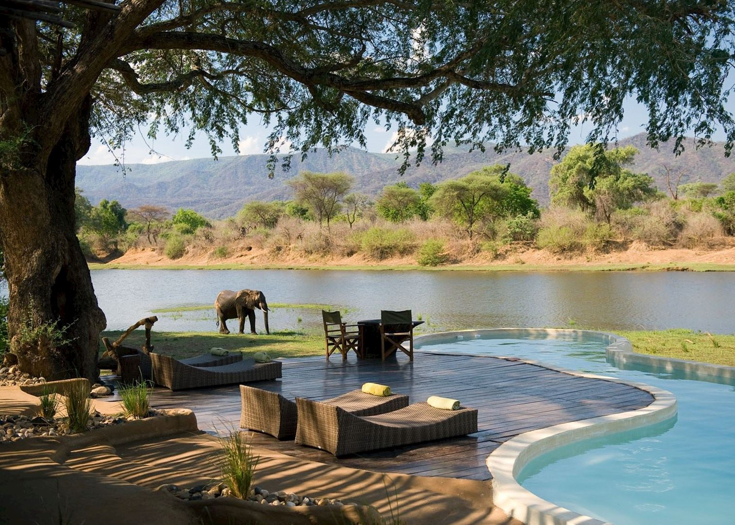 Chongwe River House | Audley Travel