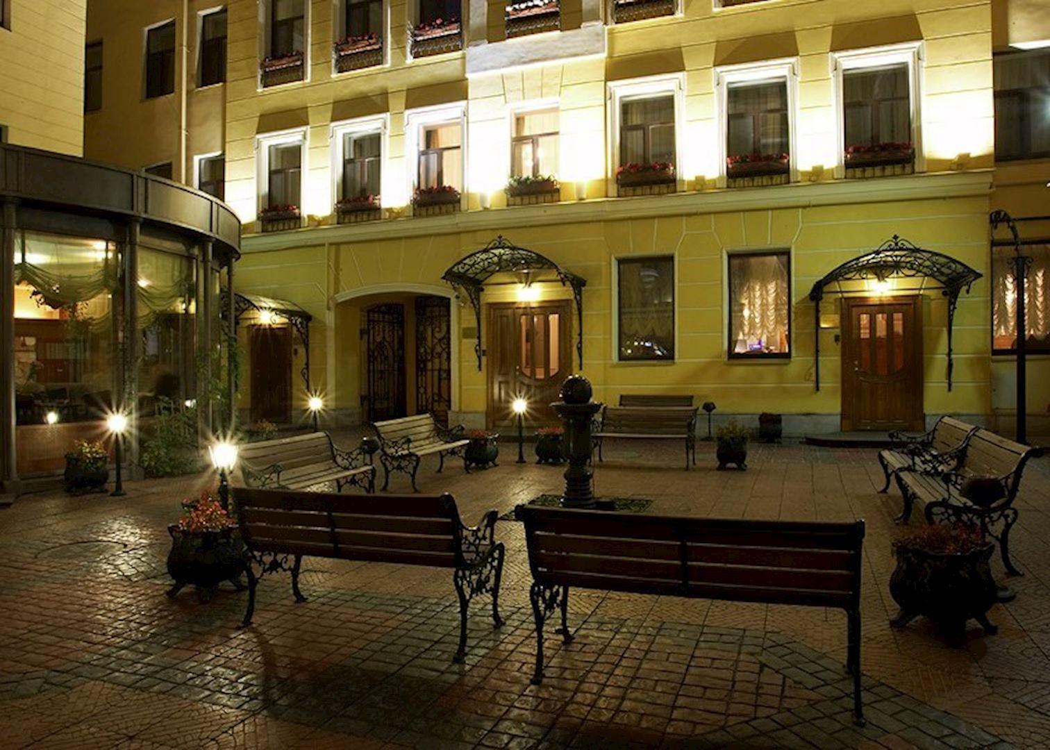 Hotel Helvetia St Petersburg