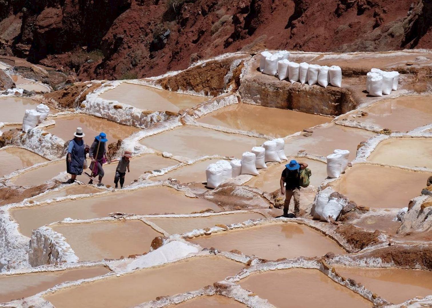 Moray  Maras  U0026 Ollantaytambo  Peru