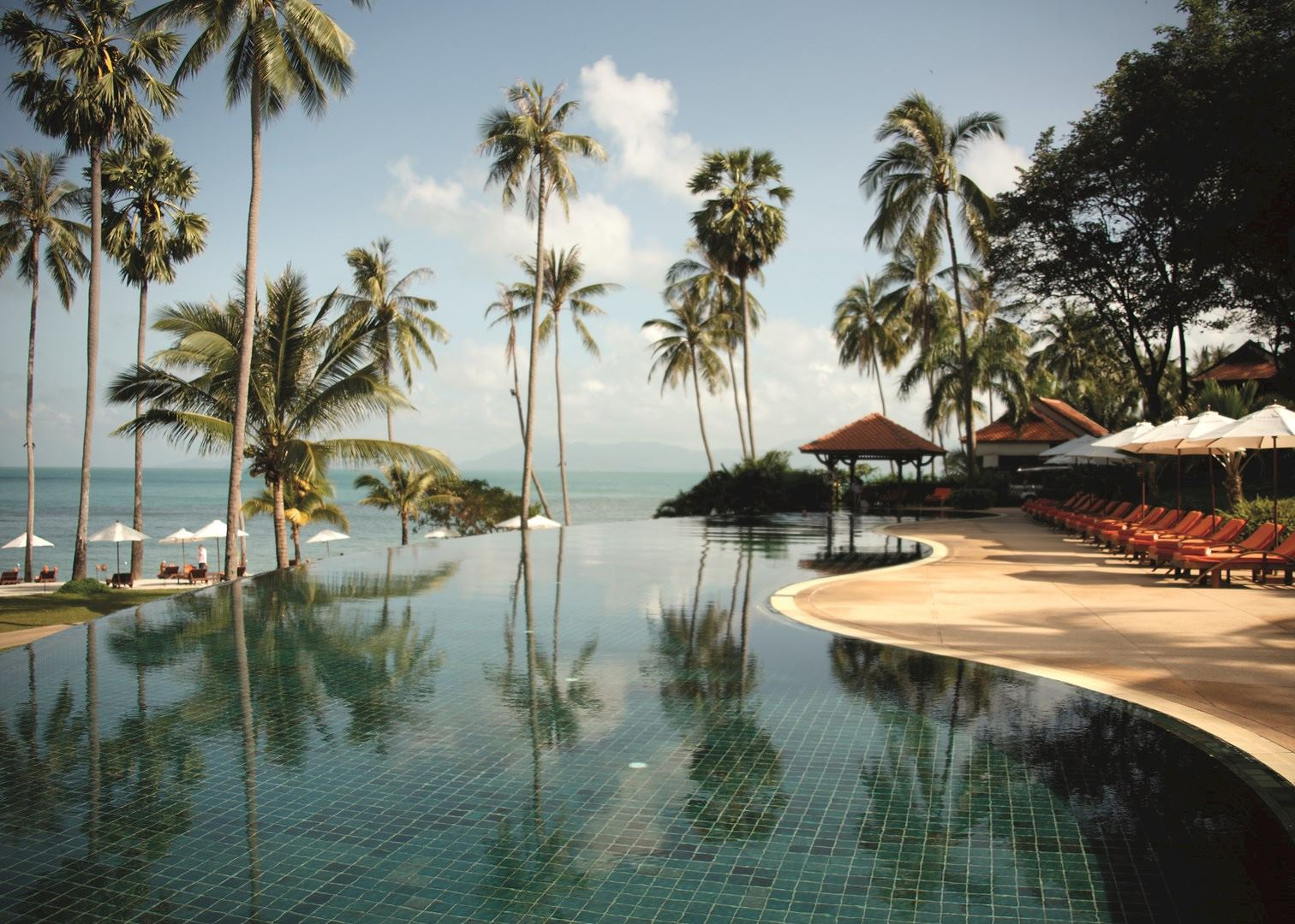 Belmond Napasai Hotels In Koh Samui Audley Travel