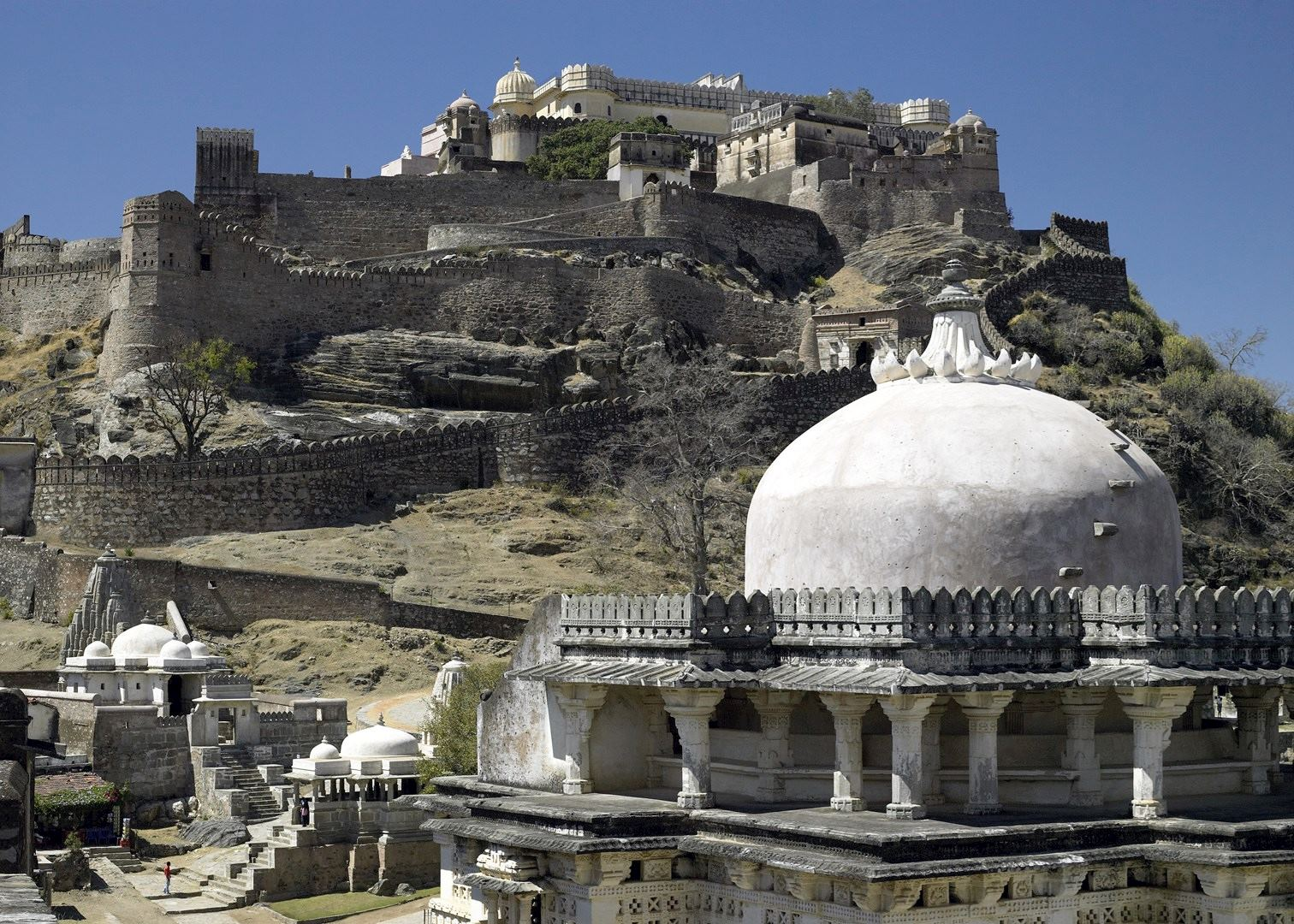 Kumbalgarh India  City new picture : Visit Kumbalgarh, India