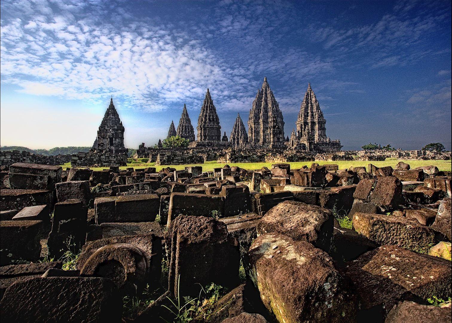 Visit yogyakarta on a trip to indonesia audley travel prambanan yogyakarta indonesia stopboris Choice Image