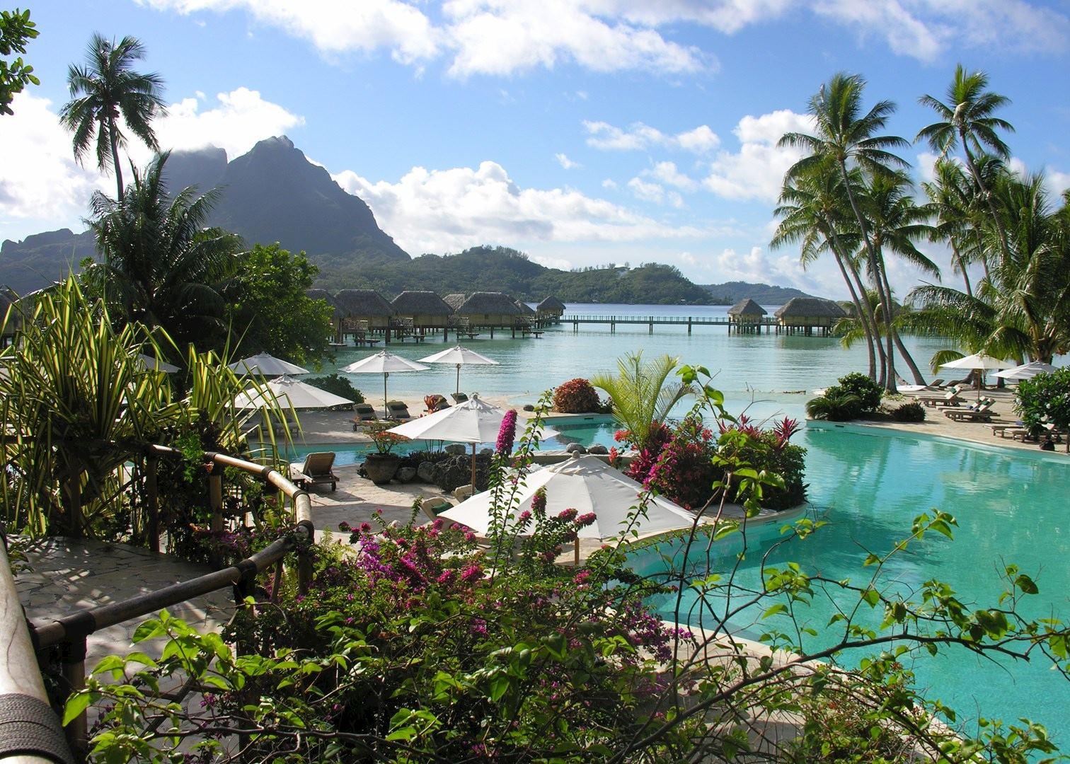 Pearl Beach Resort Bora Bora and Moorea  Audley Travel