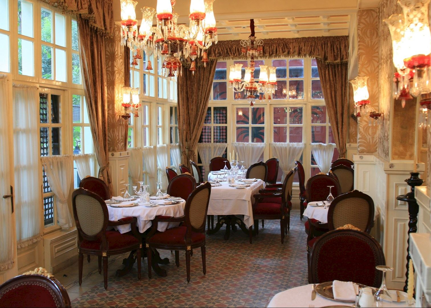 Villa belle epoque hotels in cairo audley travel for Epoque hotel