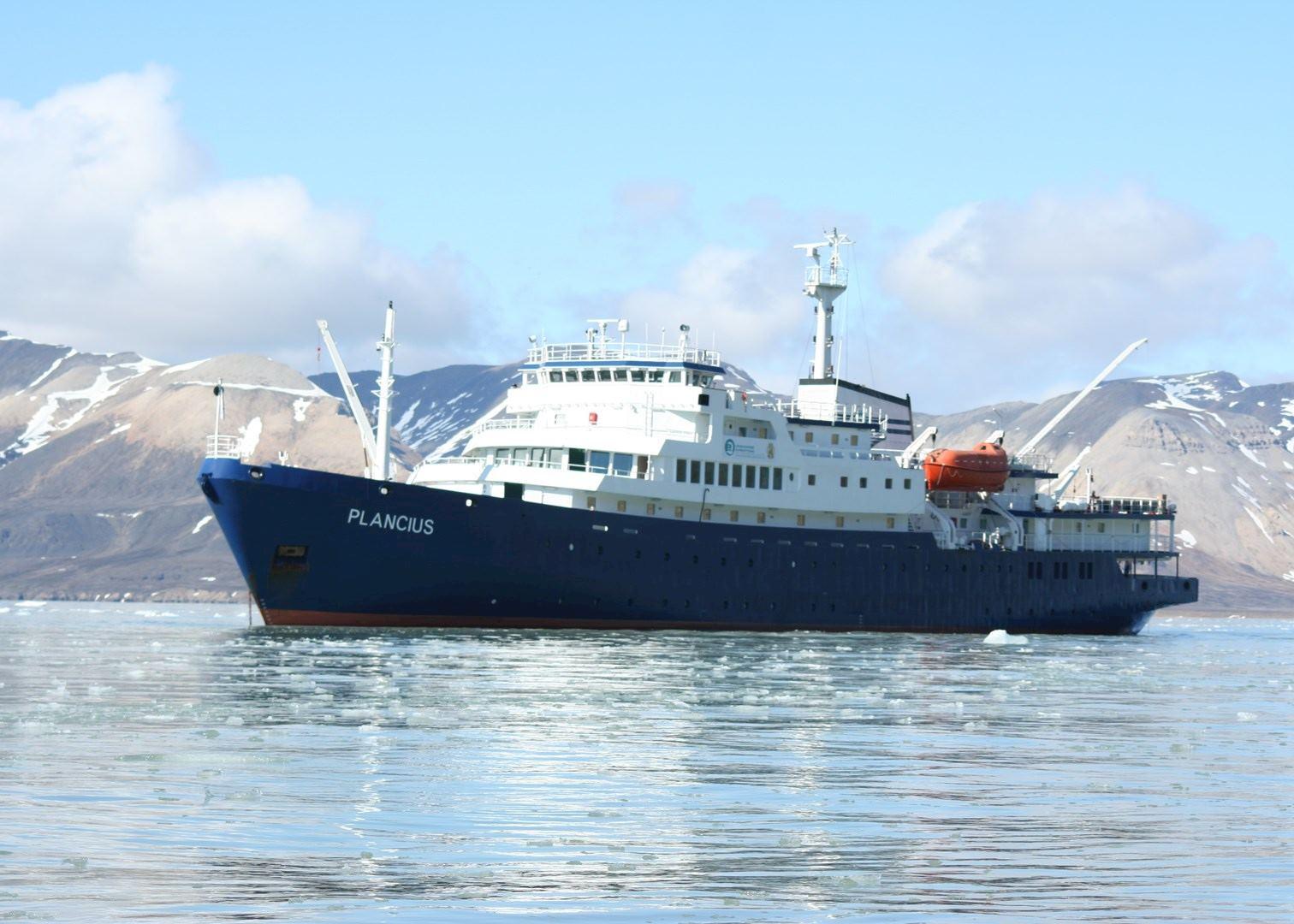 M V Plancius Polar Cruises Audley Travel