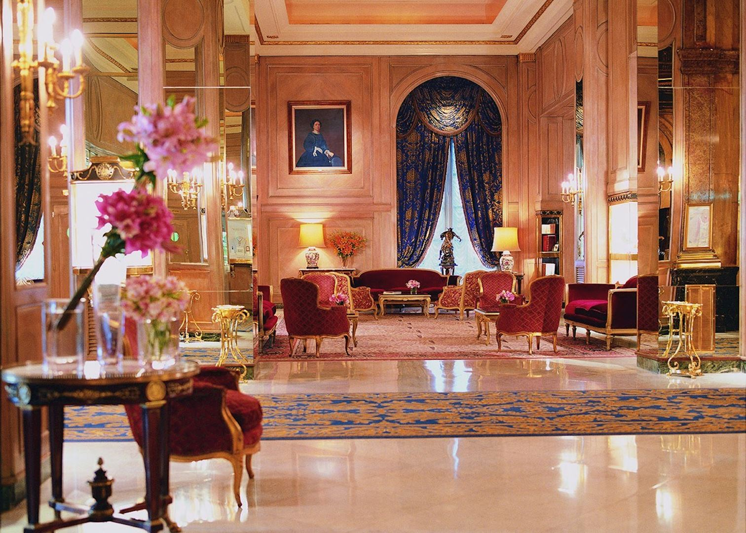 Alvear palace hotels in buenos aires audley travel for Hotel design buenos aires