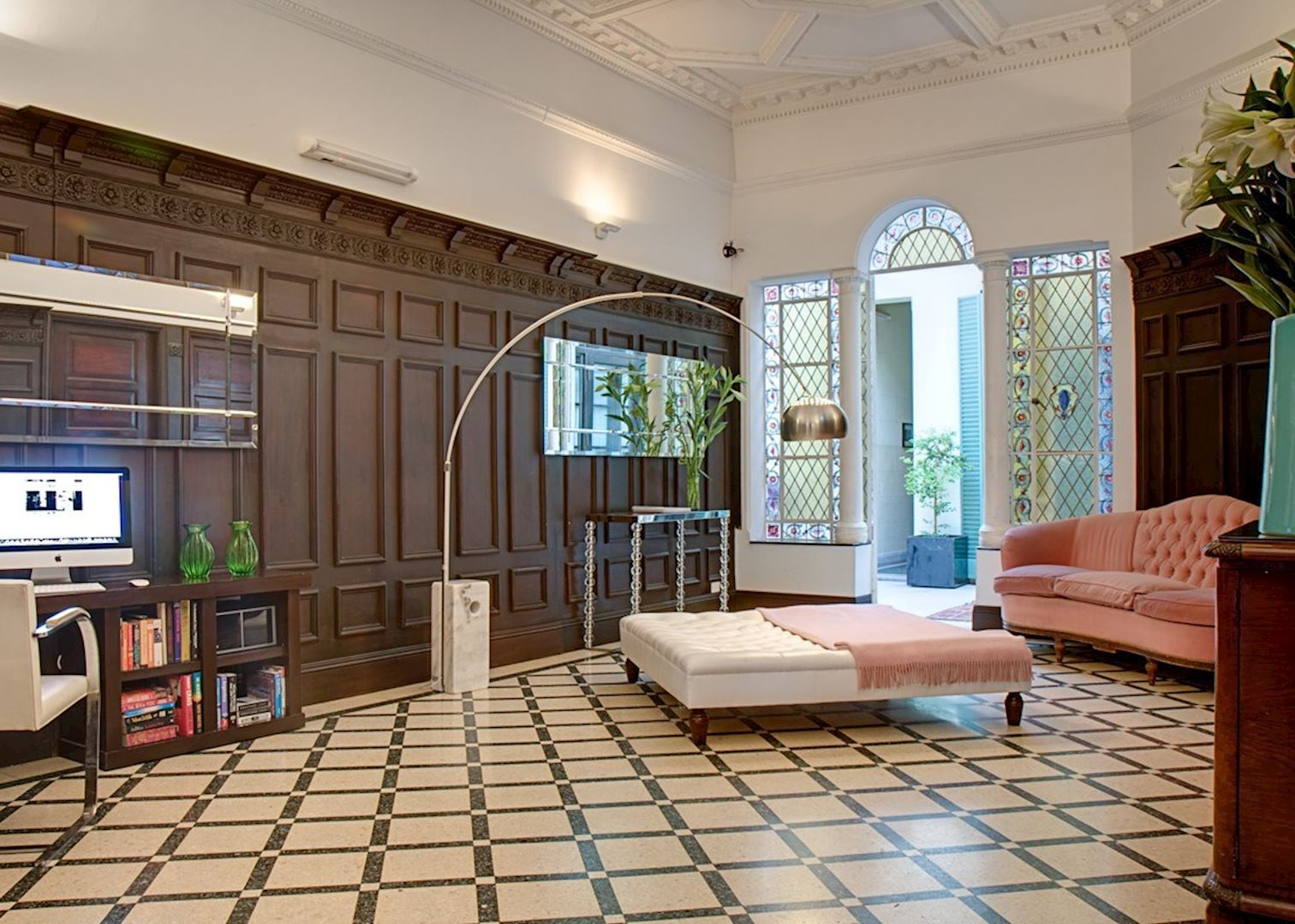 Krista hotel hotels in buenos aires audley travel for Hotel boutique palermo