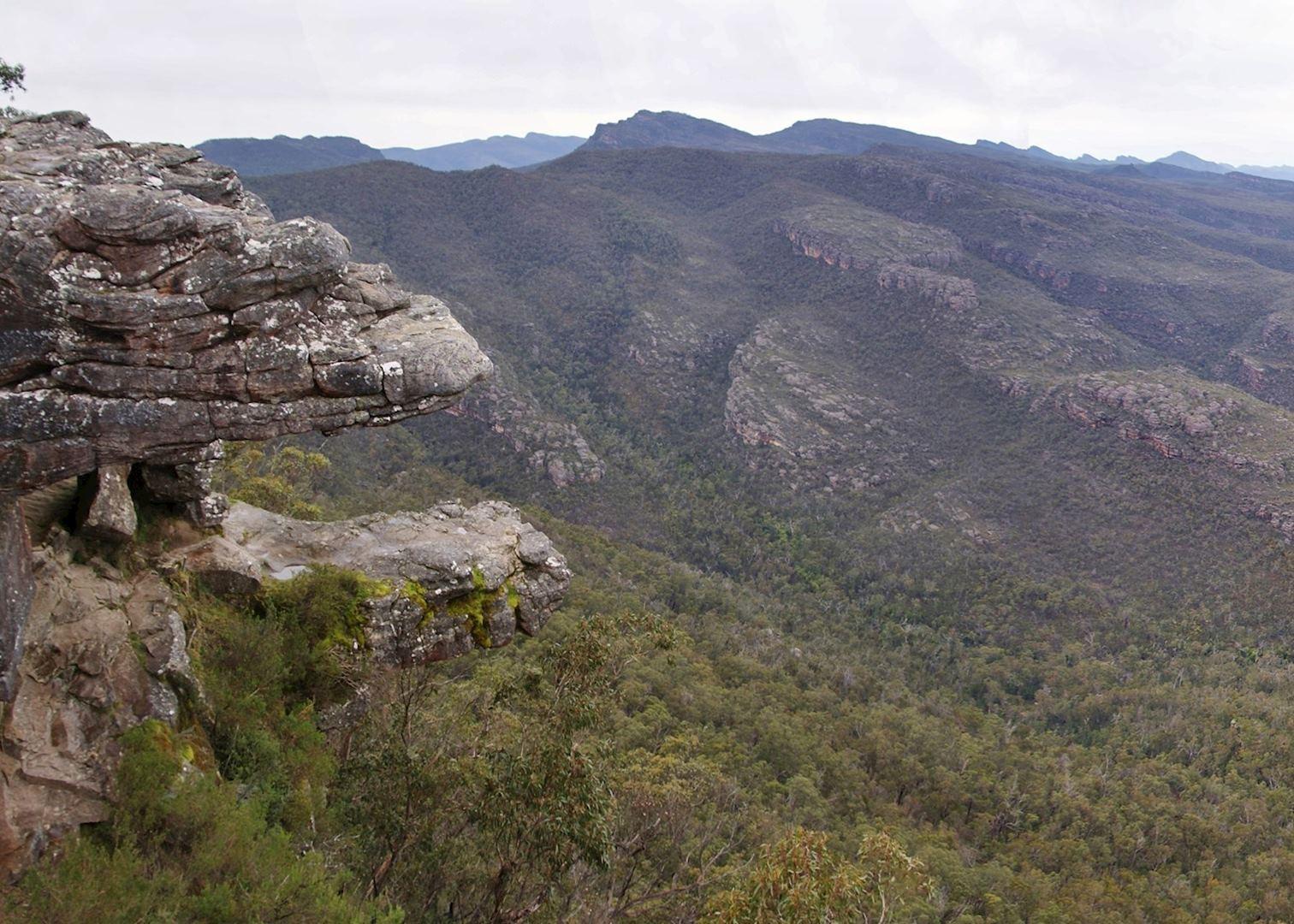 Visit The Grampians National Park  Australia