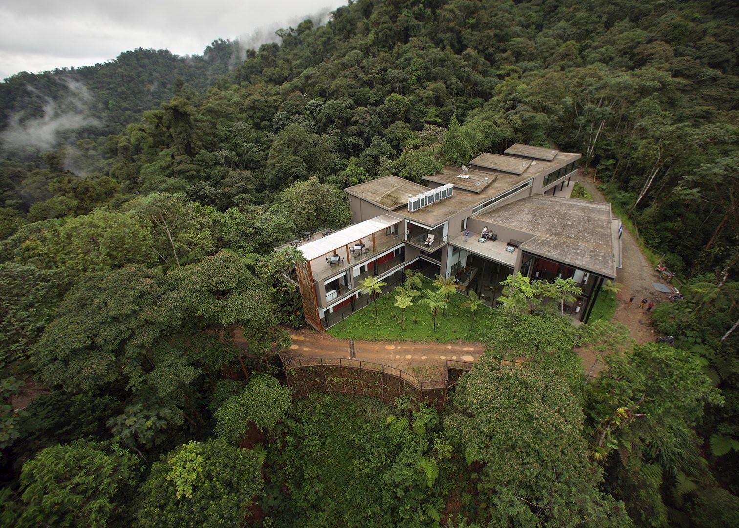Image Result For Amazing Hotels Mashpi