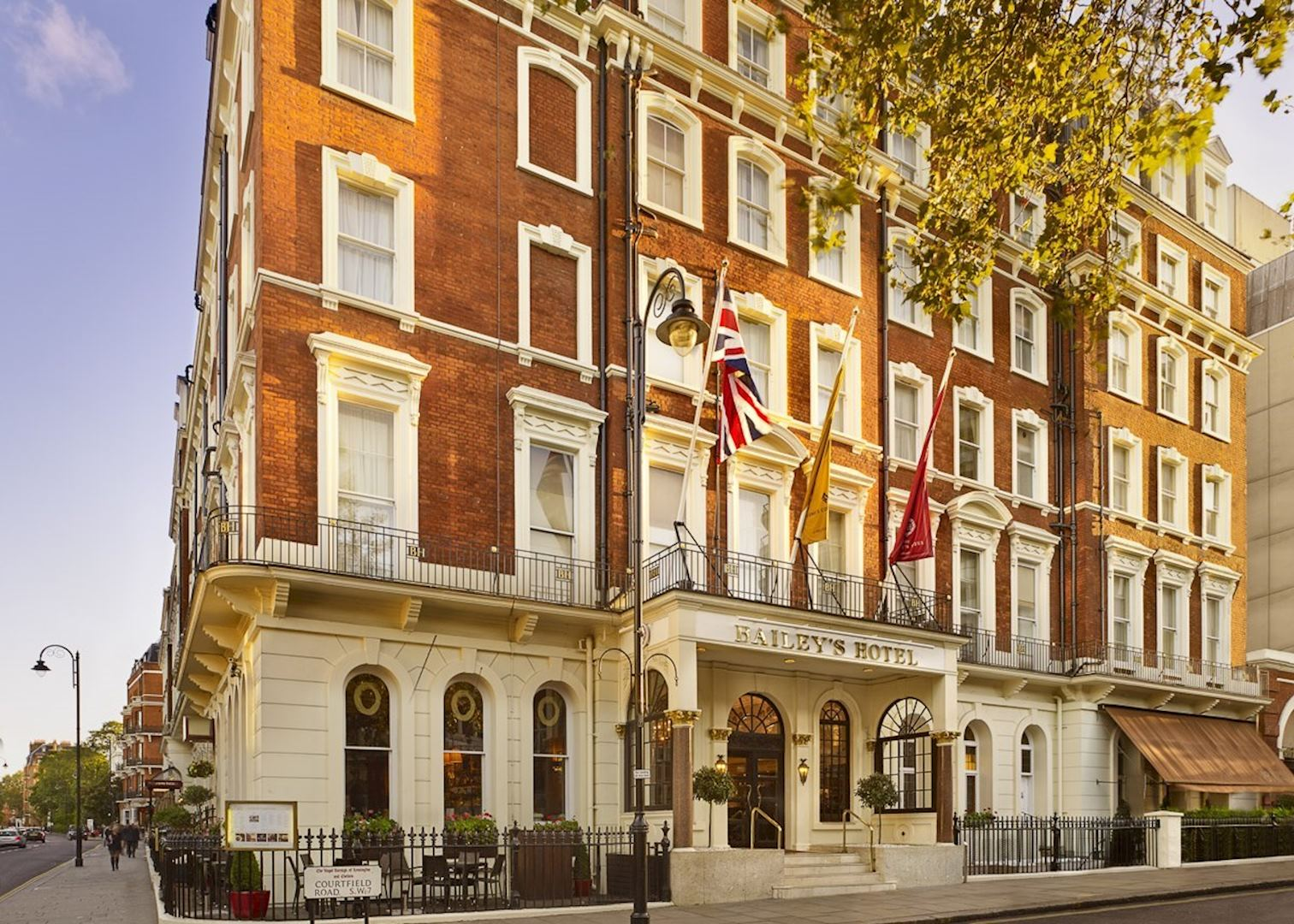 The Bailey S Hotel Hotels In London Audley Travel