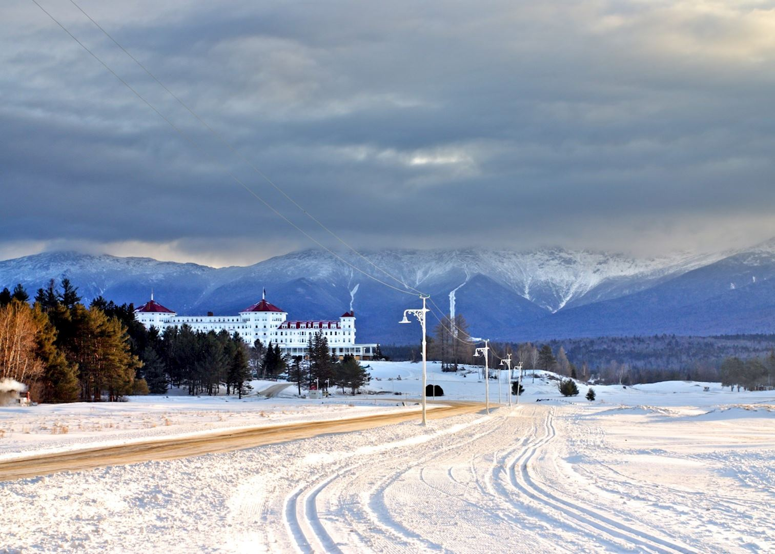 Omni Breton Arms Inn | Hotels in Bretton Woods | Audley Travel