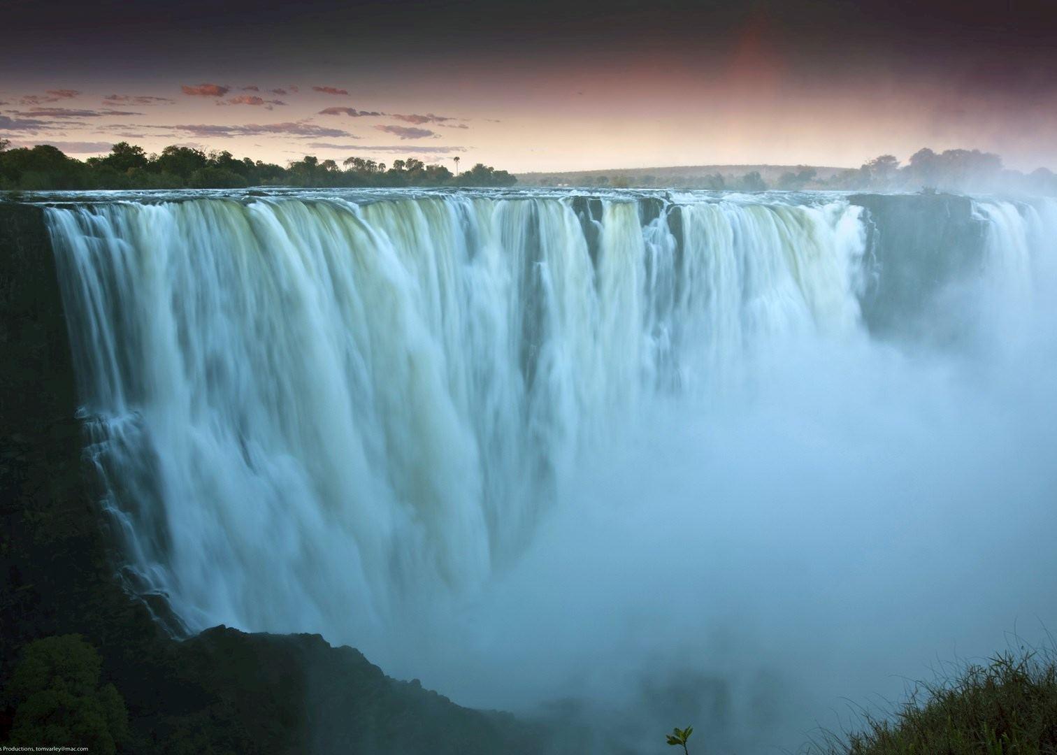 Visit Victoria Falls On A Trip To Zimbabwe