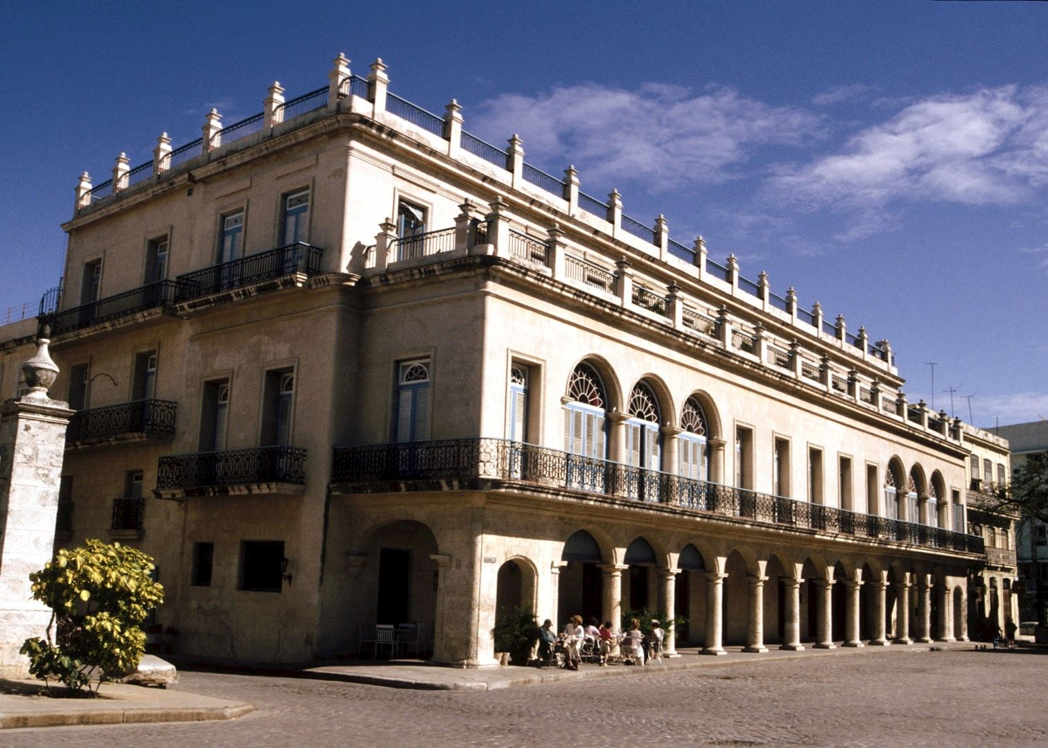 hotel santa isabel hotels in havana audley travel