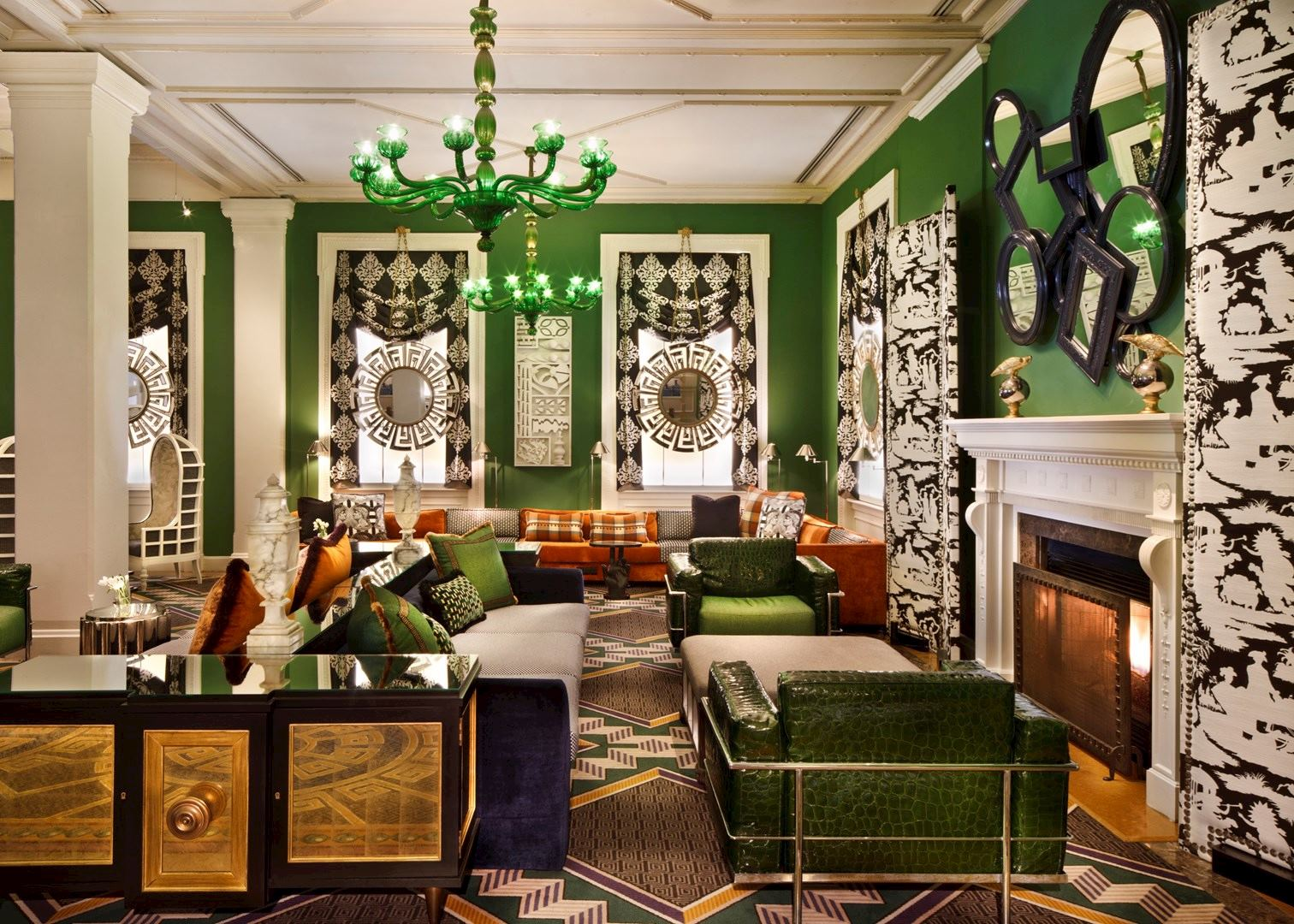 Hotel monaco washington hotels in washington dc audley for Hotels monaco