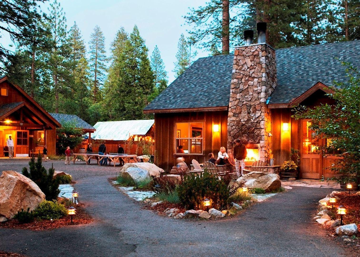 Evergreen Lodge Yosemite Accommodation Audley Travel
