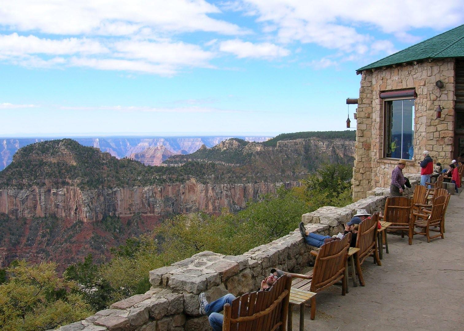 Motel  Grand Canyon National Park