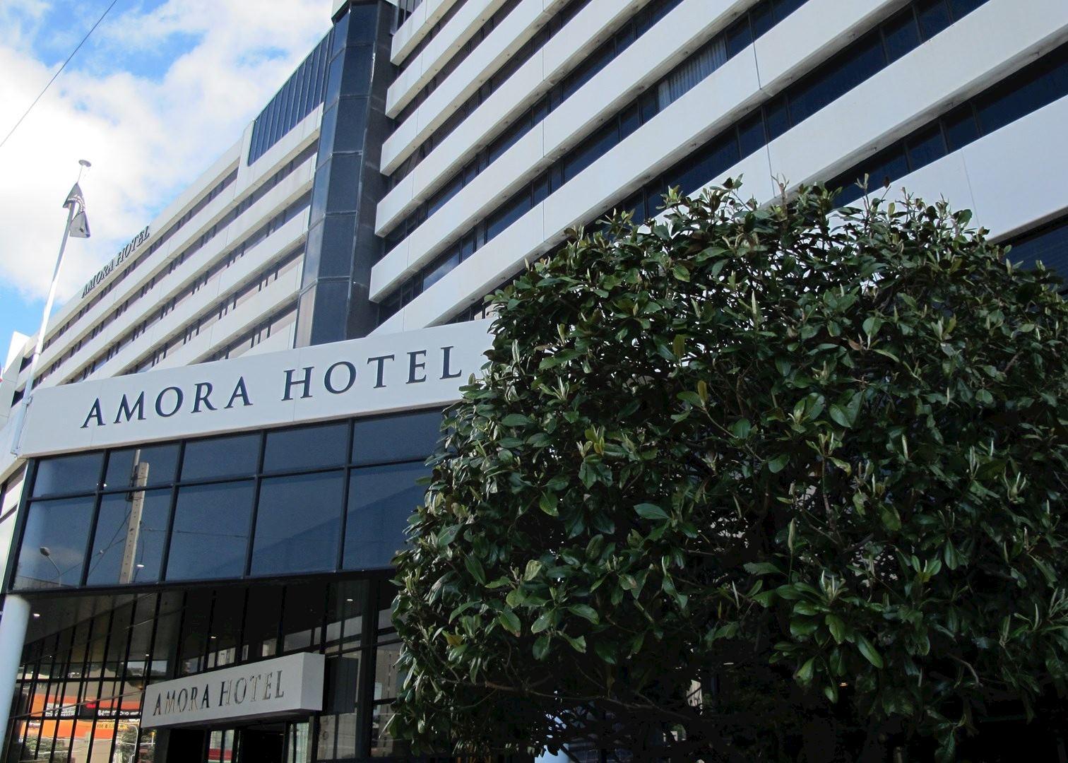 Amora Hotel New Zealand