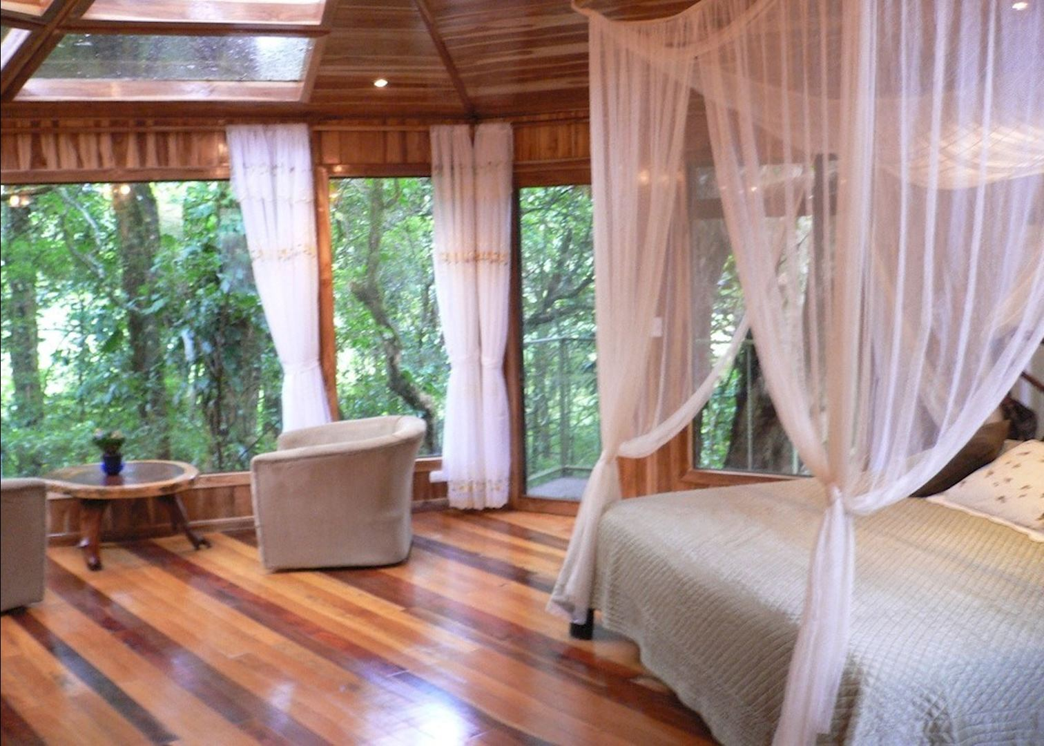 Glade Chalet Hidden Canopy Treehouse & Hidden Canopy Treehouse | Audley Travel