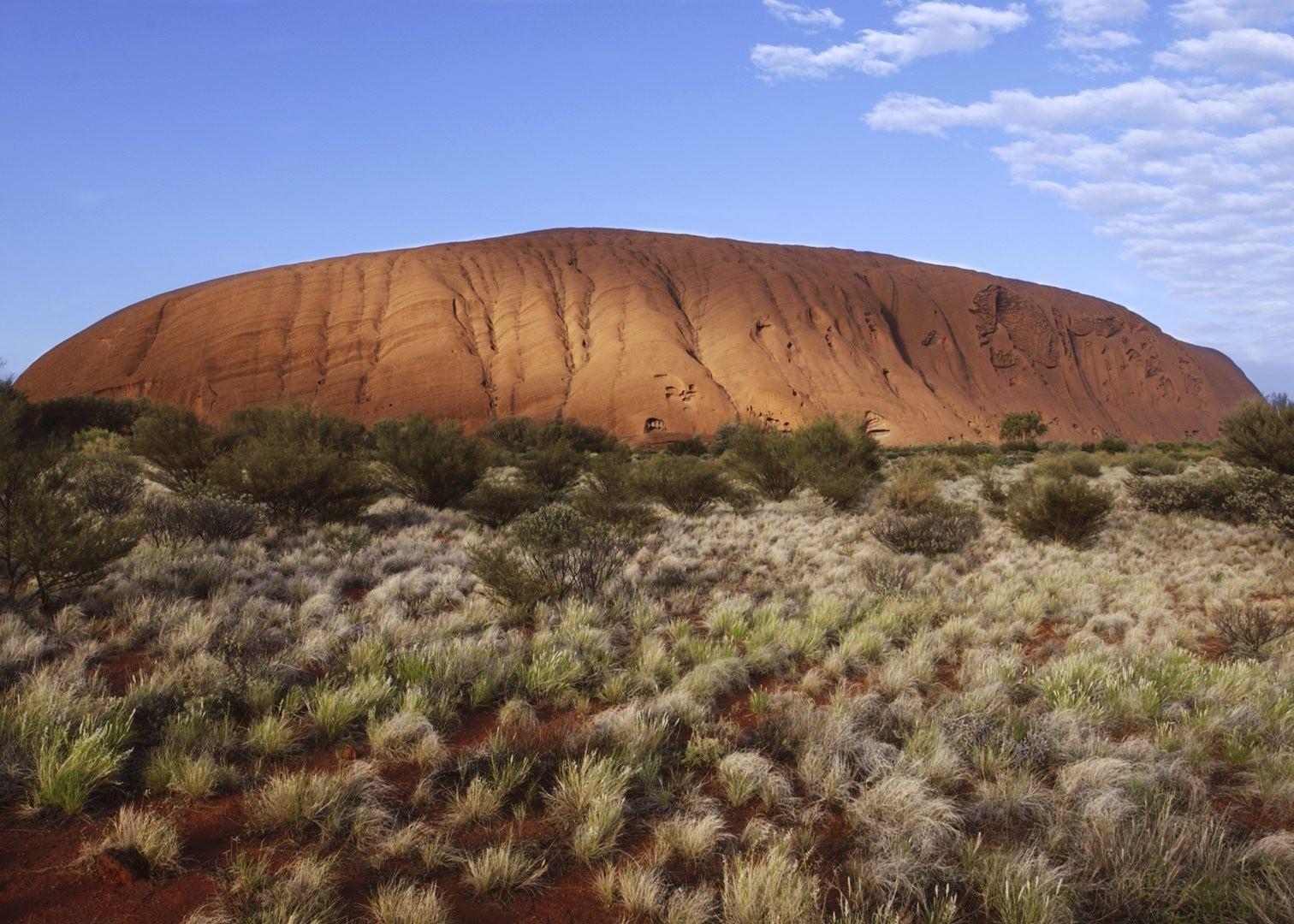 Uluru kata tjuta national park australia audley travel uluruayers rock australia publicscrutiny Images