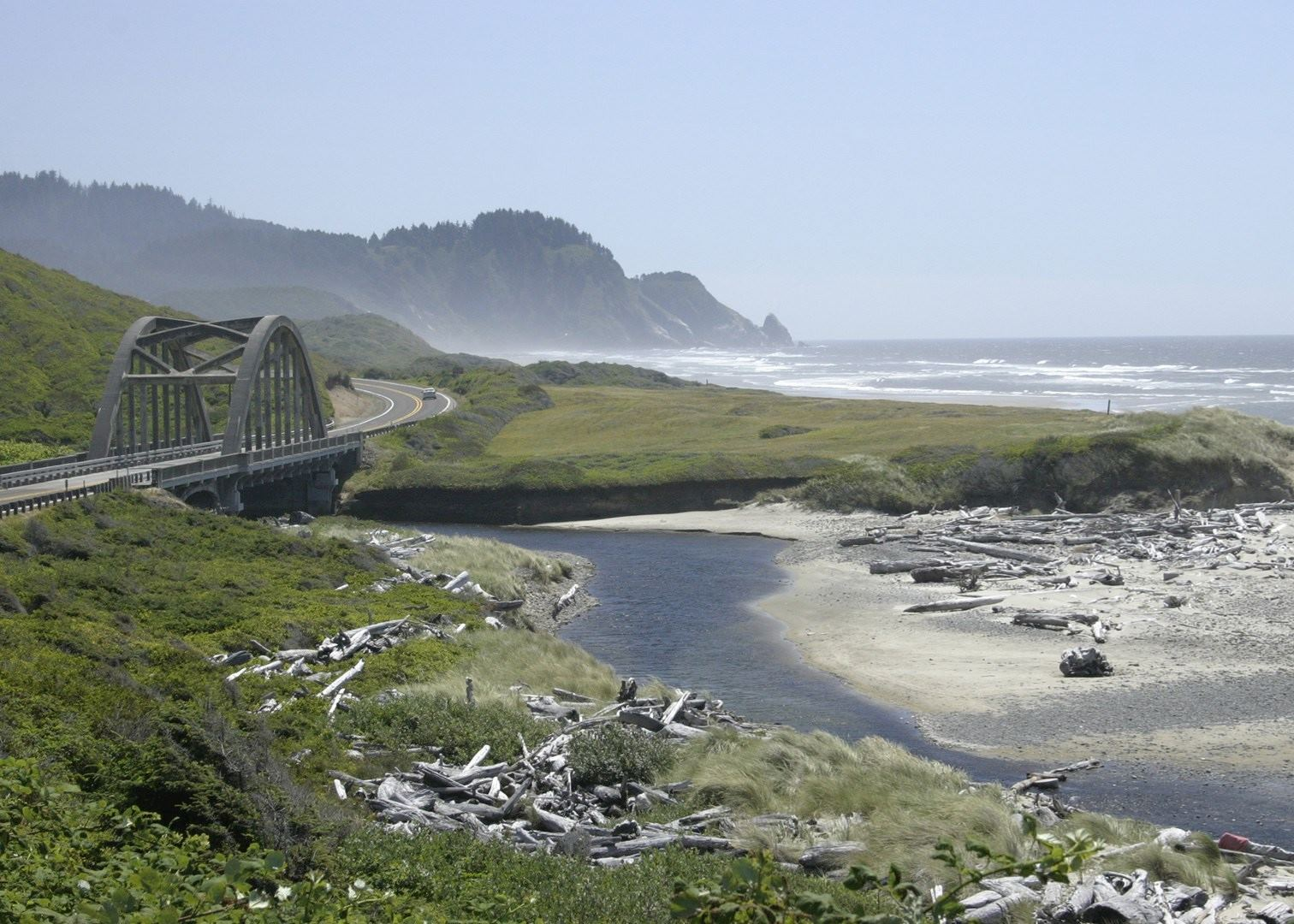 Visit coos bay on a trip to the usa audley travel for Coos bay fishing charters