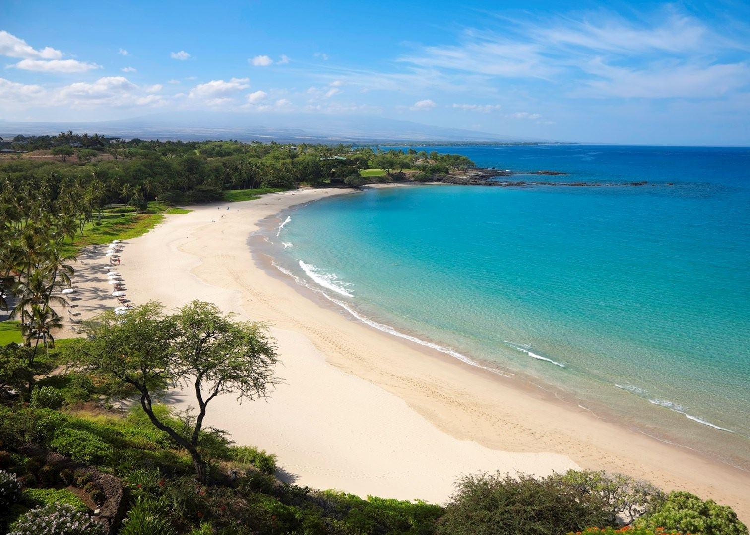 Mauna Kea Beach Hotel Spa