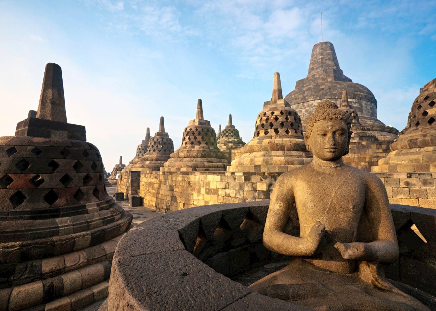 Borobudur Temple Complex Indonesia Audley Travel