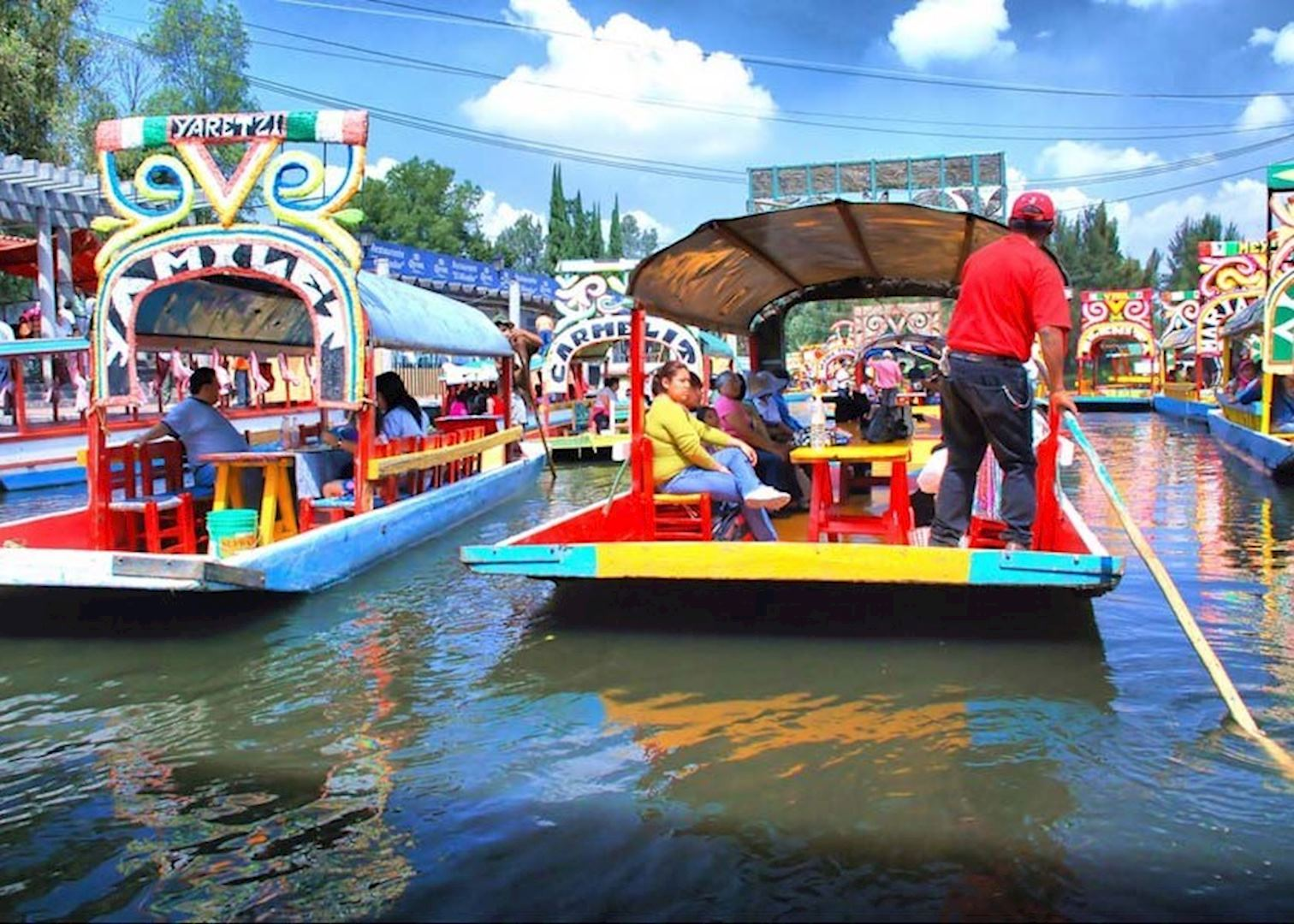 Cooking Xochimilco Floating Gardens Audley Travel