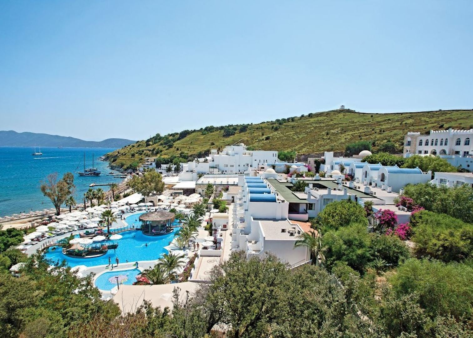 Salmakis Beach Resort Spa Bodrum Bodrum Turkey