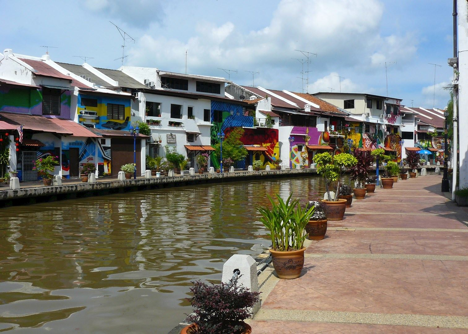 Essay about trip to malacca