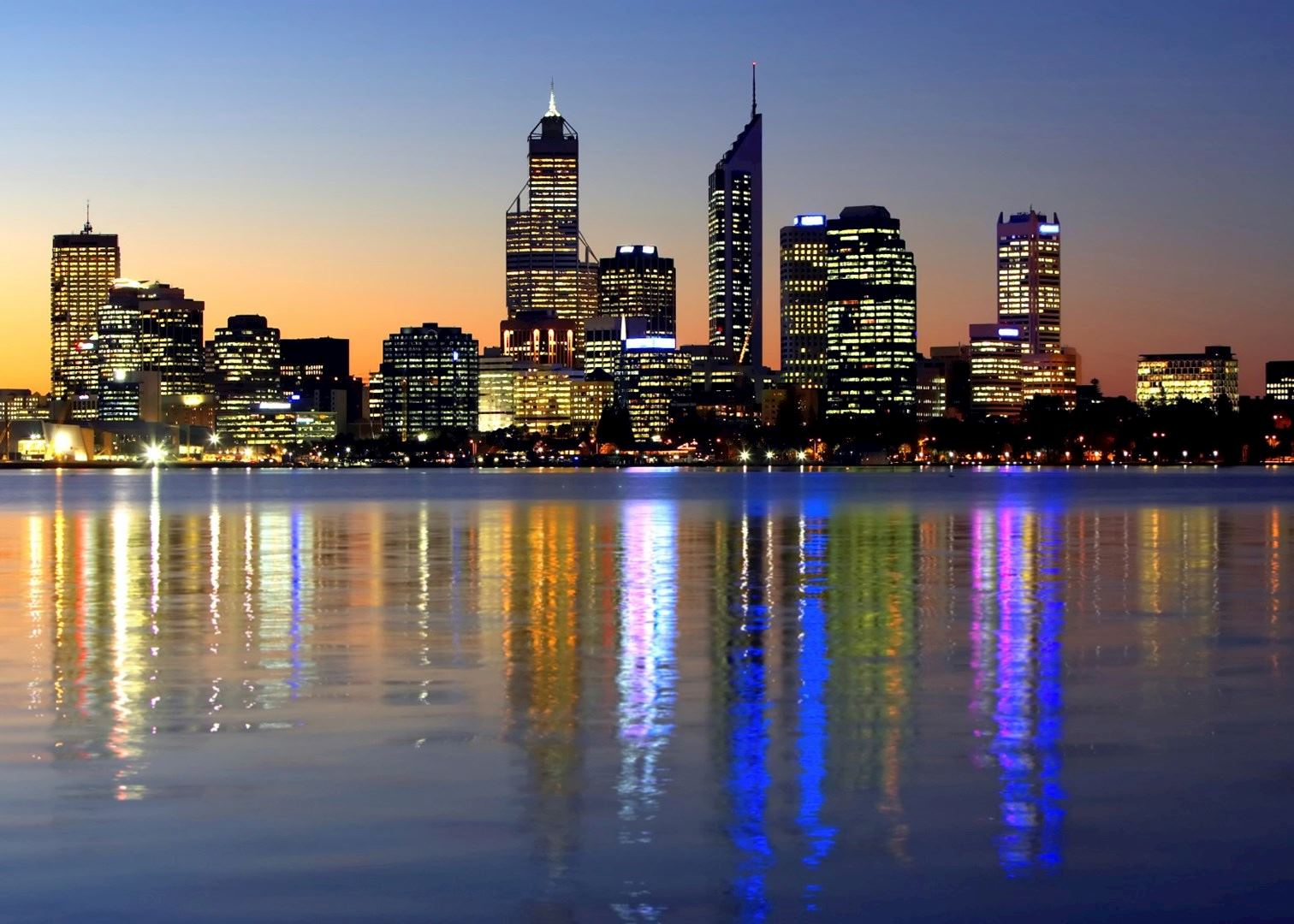 visit perth on a trip to australia