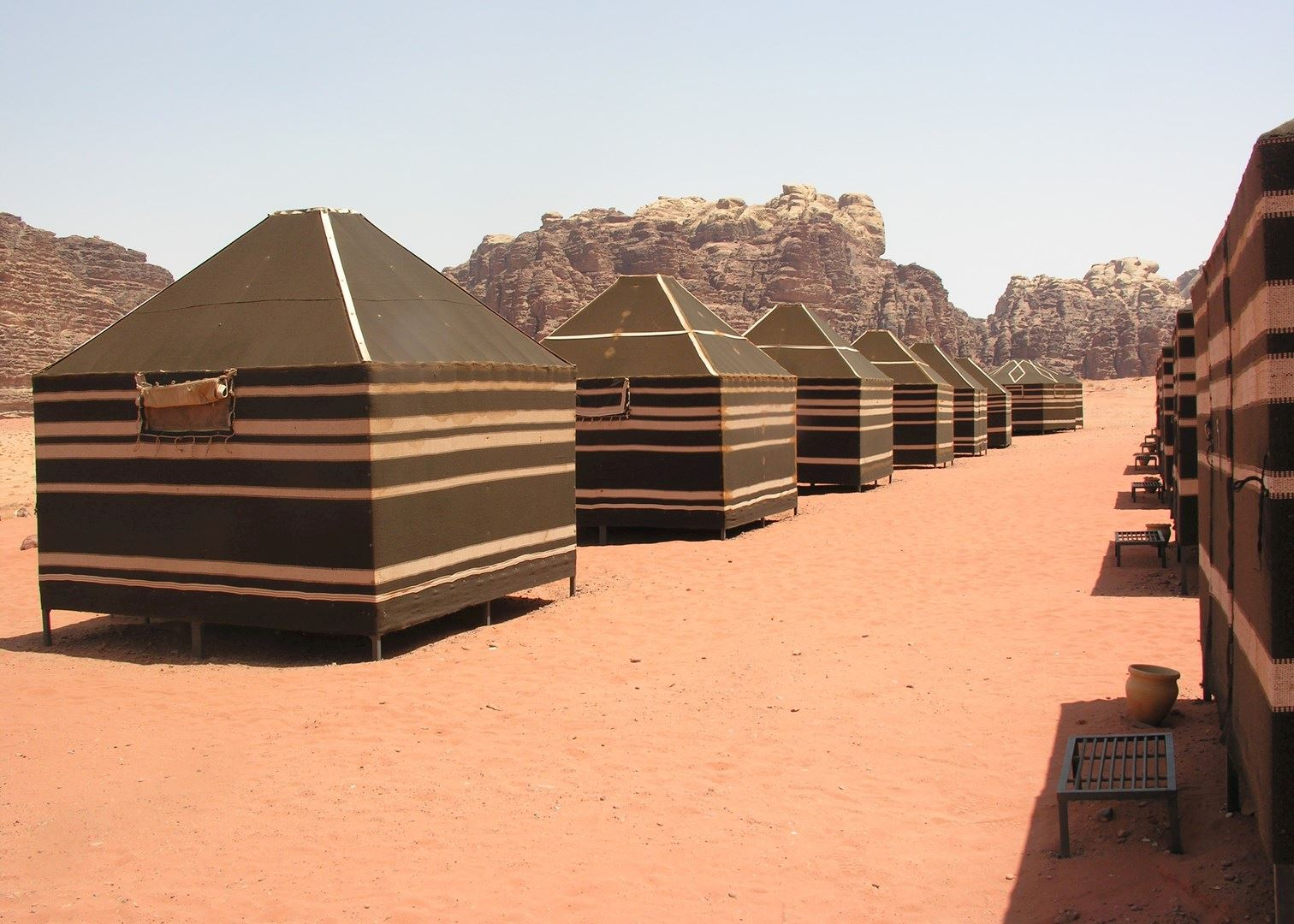 Milky Way Camp Hotels In Wadi Rum Audley Travel