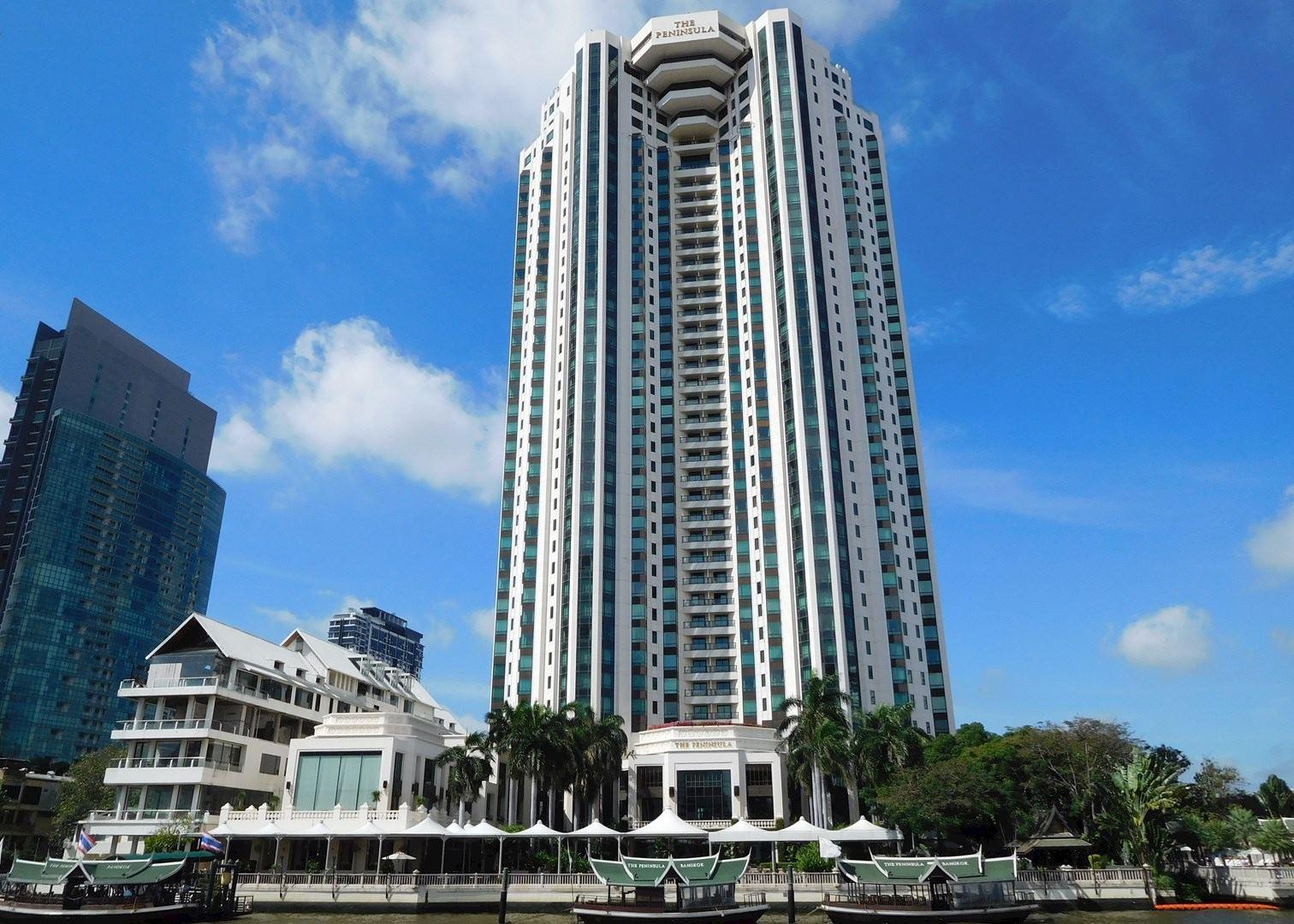 The Peninsula Hotel   Hotels in Bangkok   Audley Travel