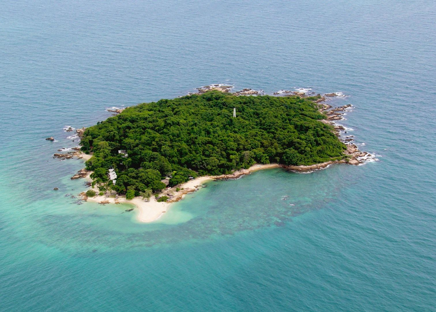 Munnork Private Island Resort