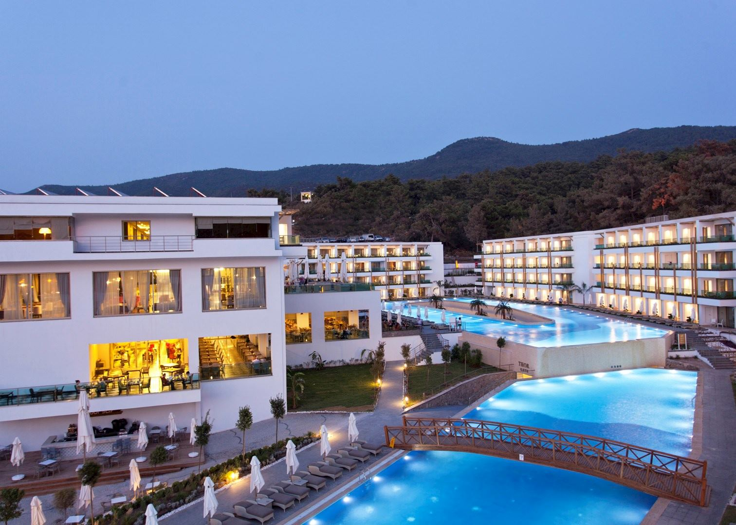 Thor luxury boutique hotel bodrum hotels audley travel for Luxury boutique accommodation