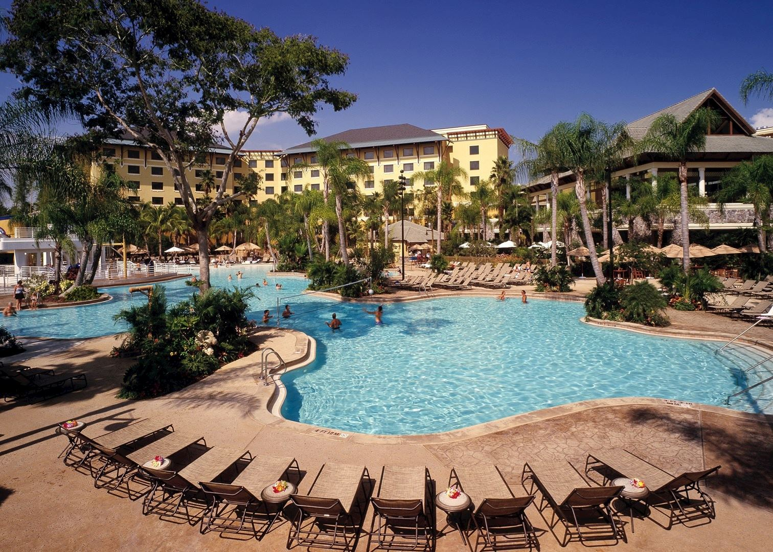 Loews Royal Pacific Resort  Orlando Hotels  Audley Travel