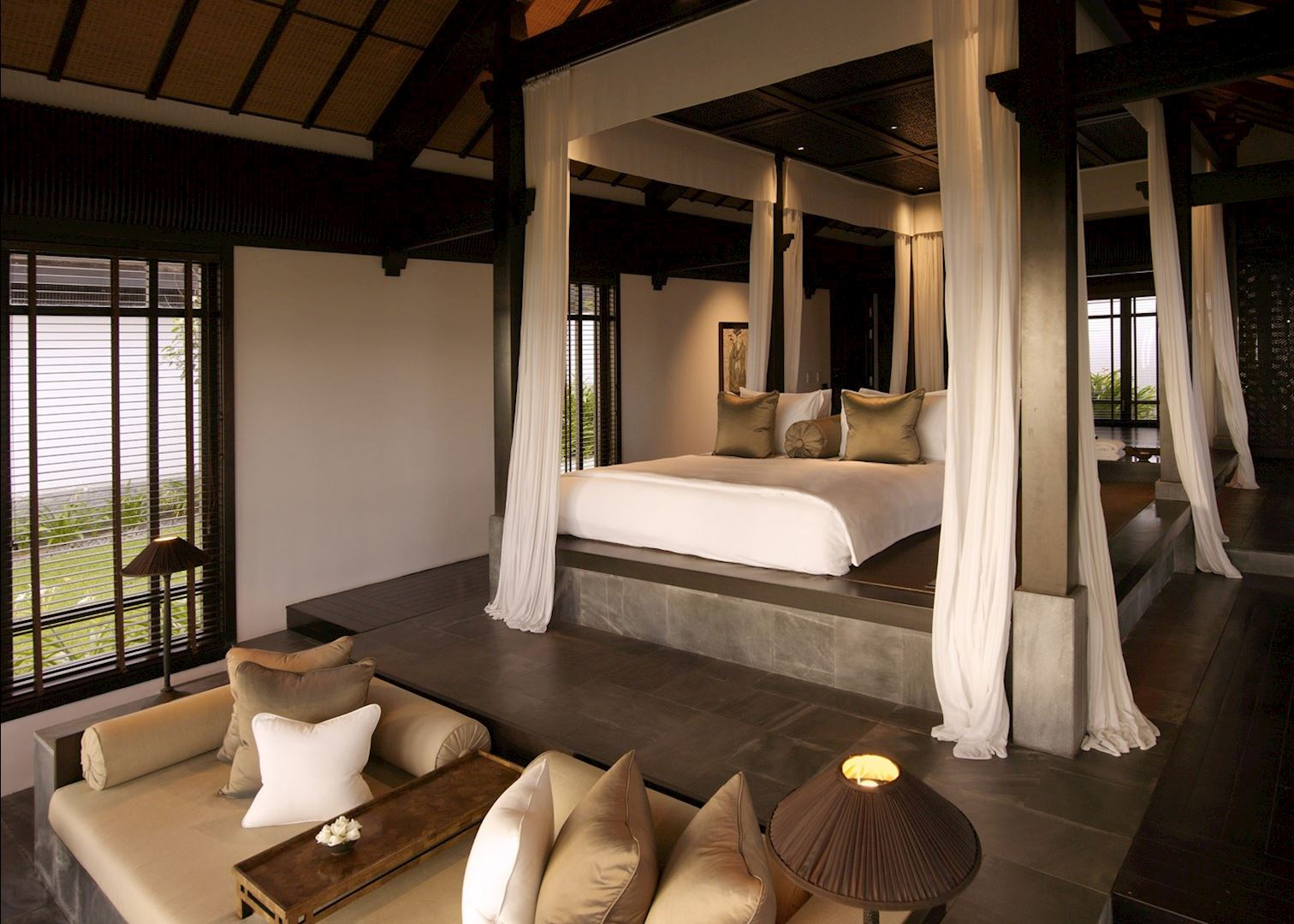 Four seasons resort the nam hai audley travel for Design boutique hotel hanoi