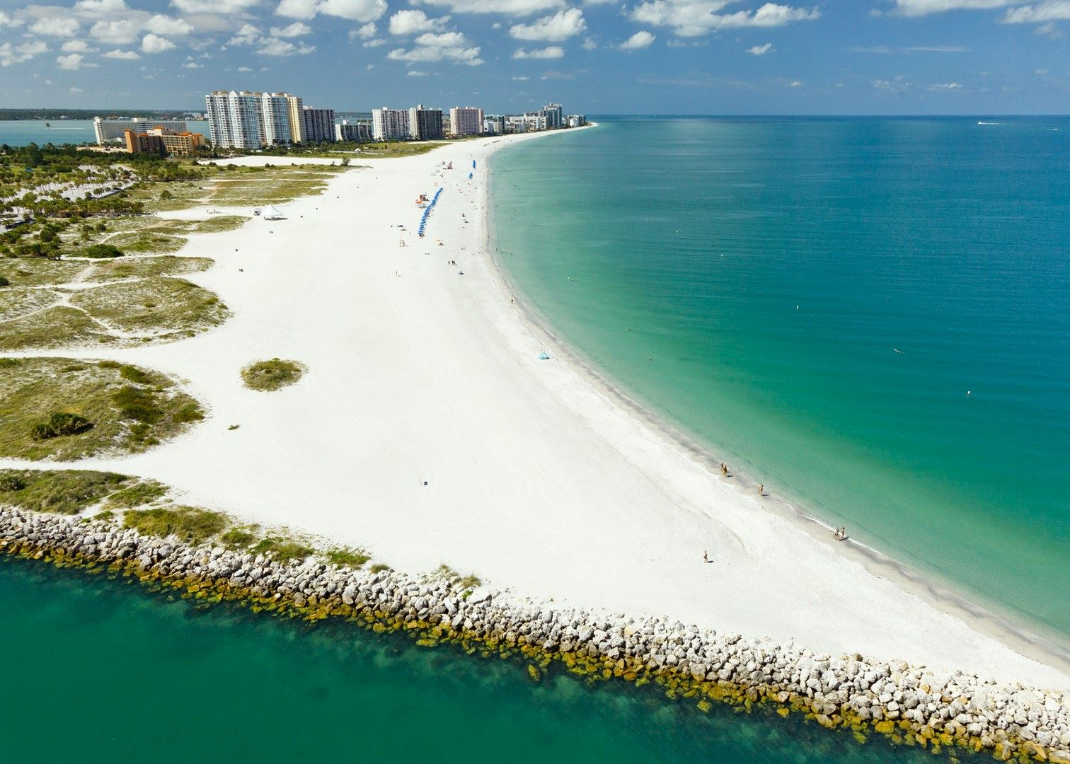 Best Hotels Sand Key Beach Fl