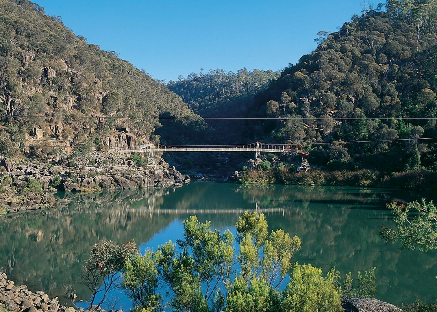 Launceston Australia  City pictures : Cataract Gorge, Launceston, Australia