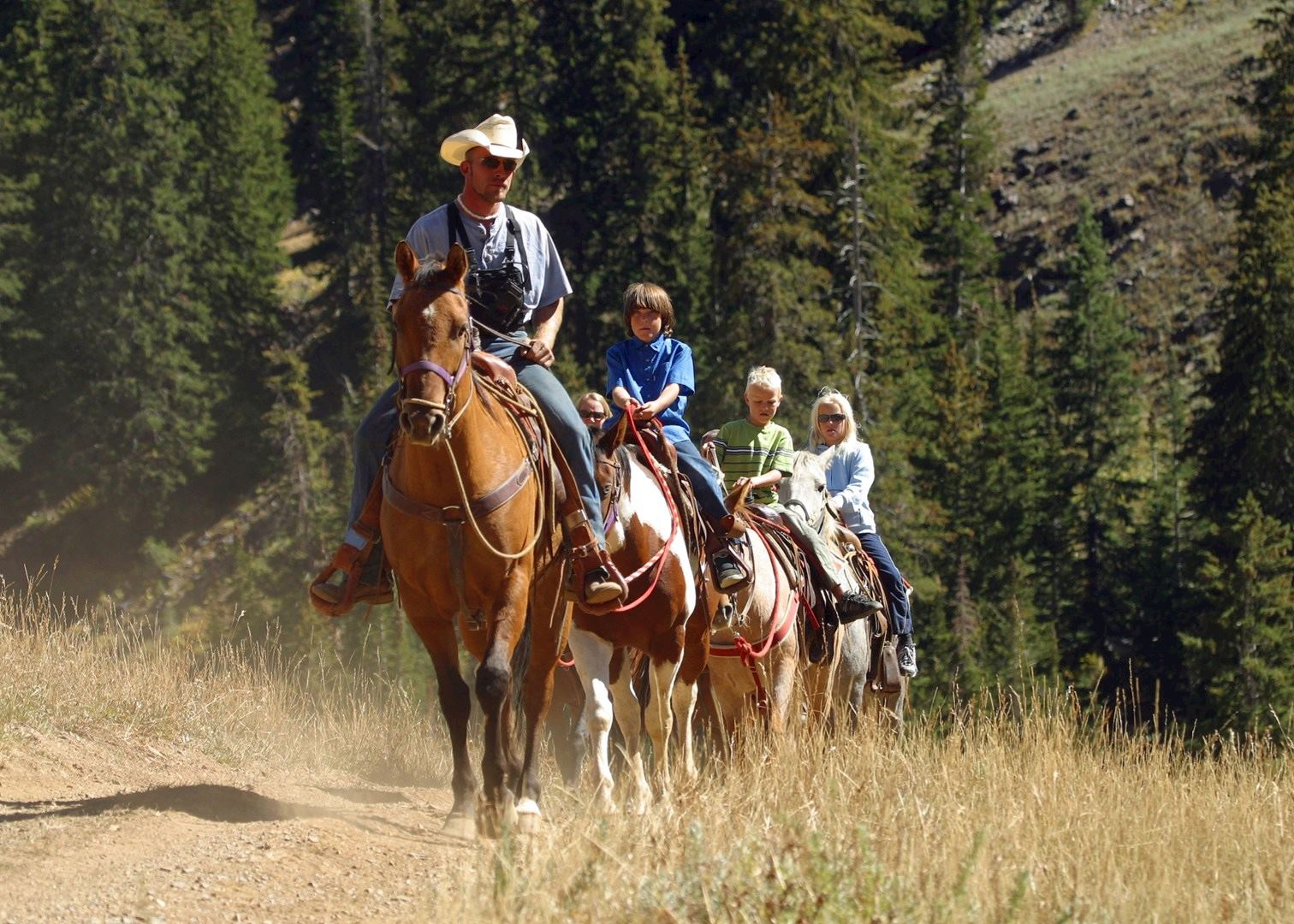 Horseback Riding and Riding Tours ... - Salt Lake City, Utah