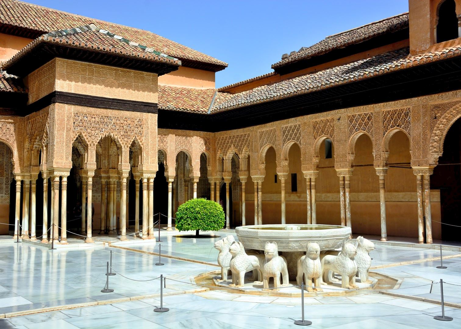 Tailor Made Vacations To Granada Audley Travel
