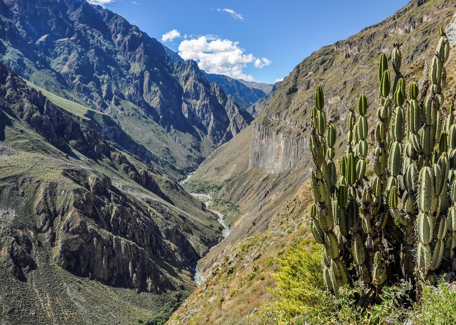 visit colca canyon on a trip to peru audley travel