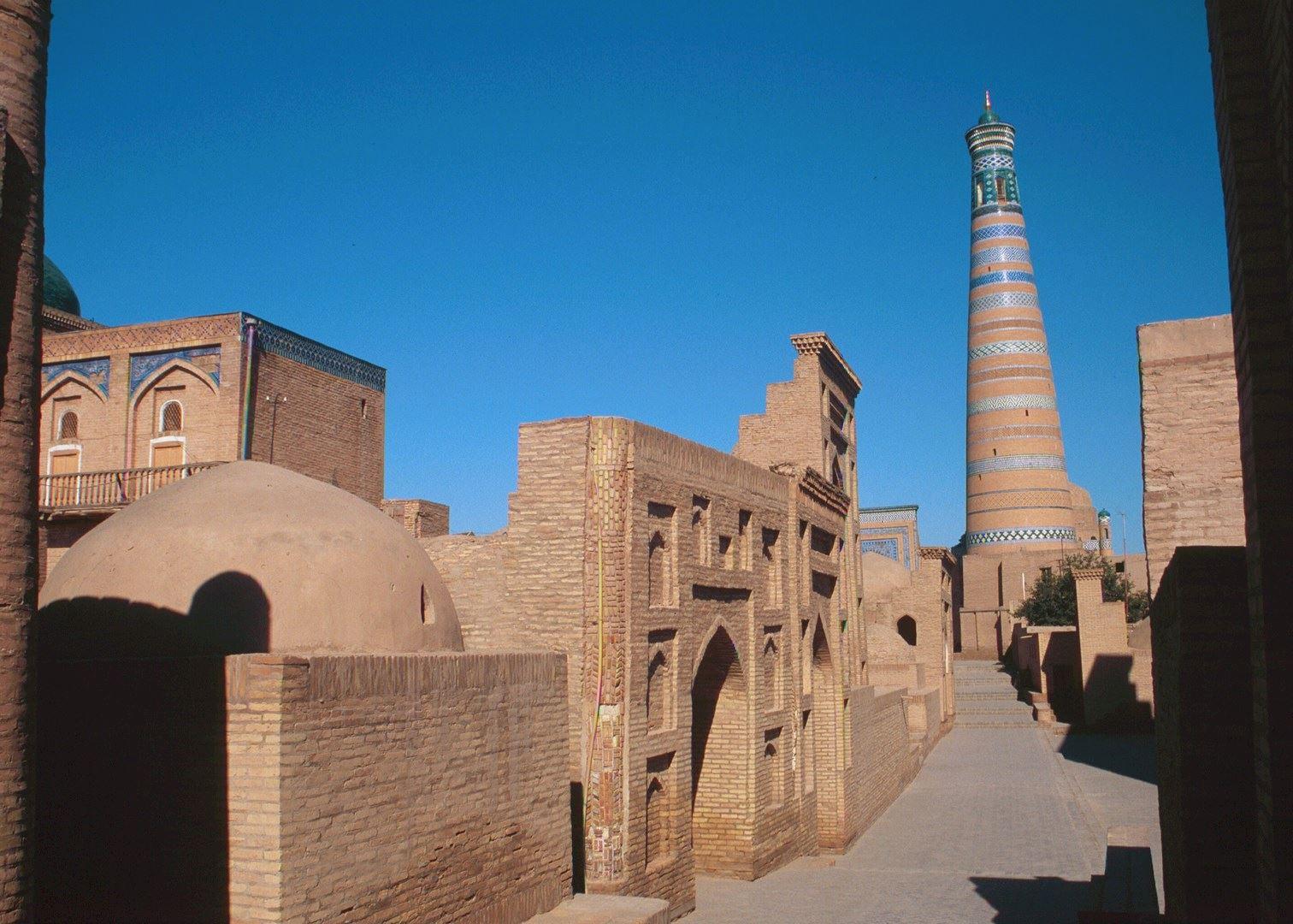 Visit Khiva On A Trip To Uzbekistan